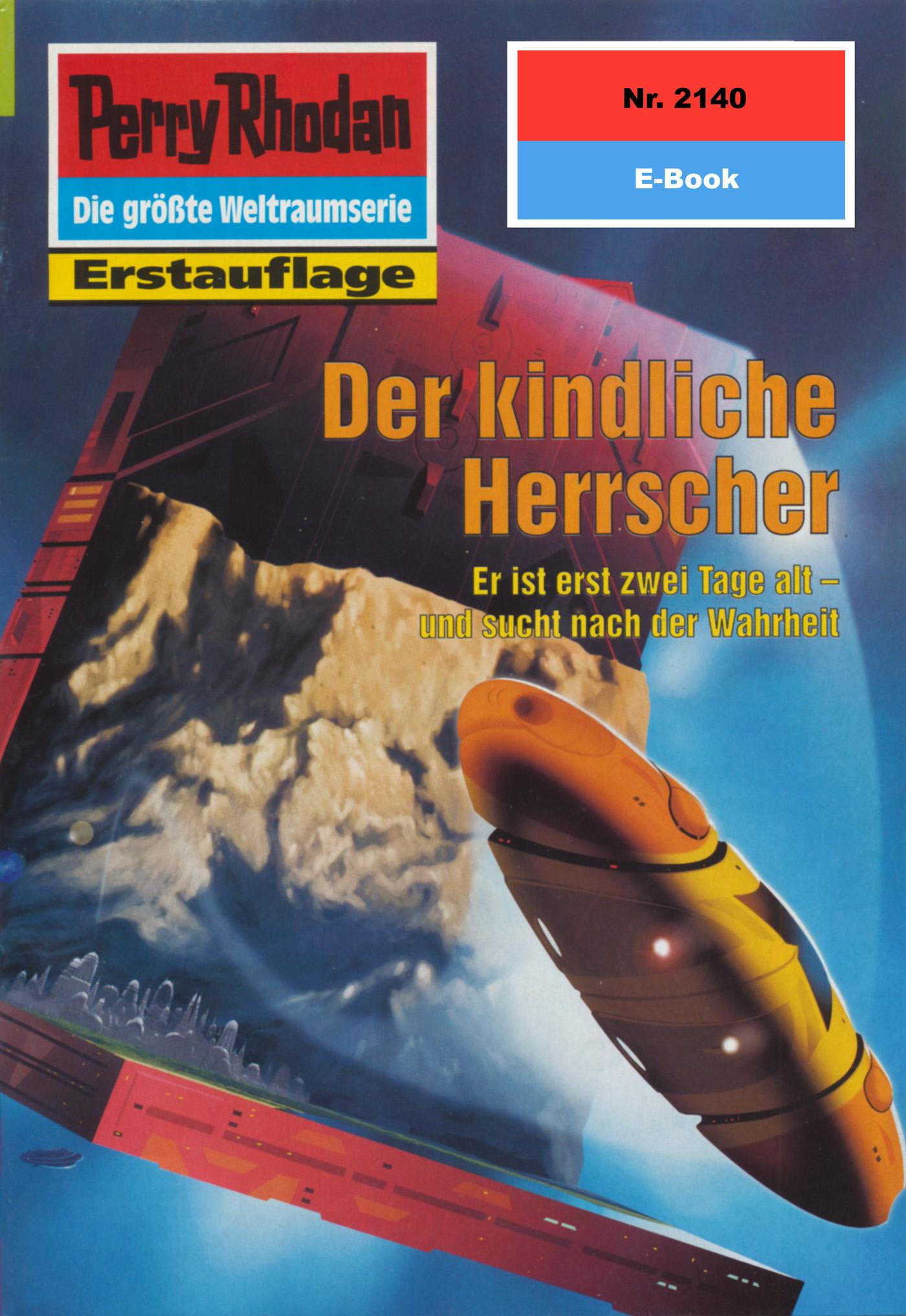 Horst Hoffmann Perry Rhodan 2140: Der kindliche Herrscher horst hoffmann perry rhodan 1992 aufmarsch über thorrim