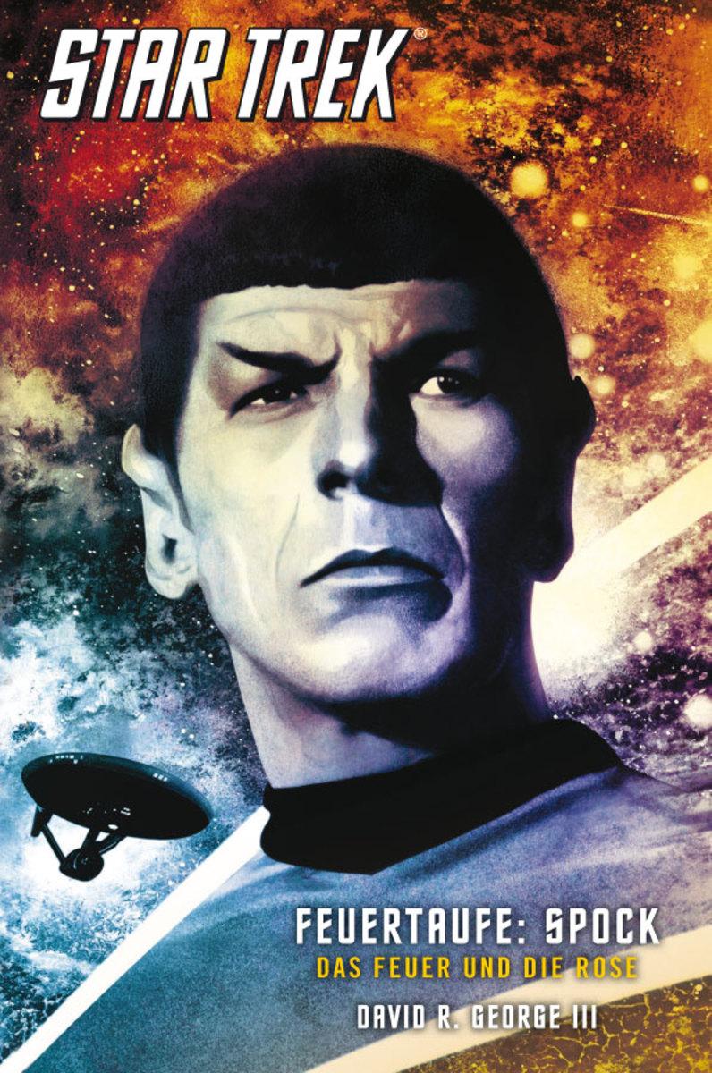 David R. George III Star Trek - The Original Series 2: Feuertaufe: Spock david r iii george star trek typhon pact plagues of night