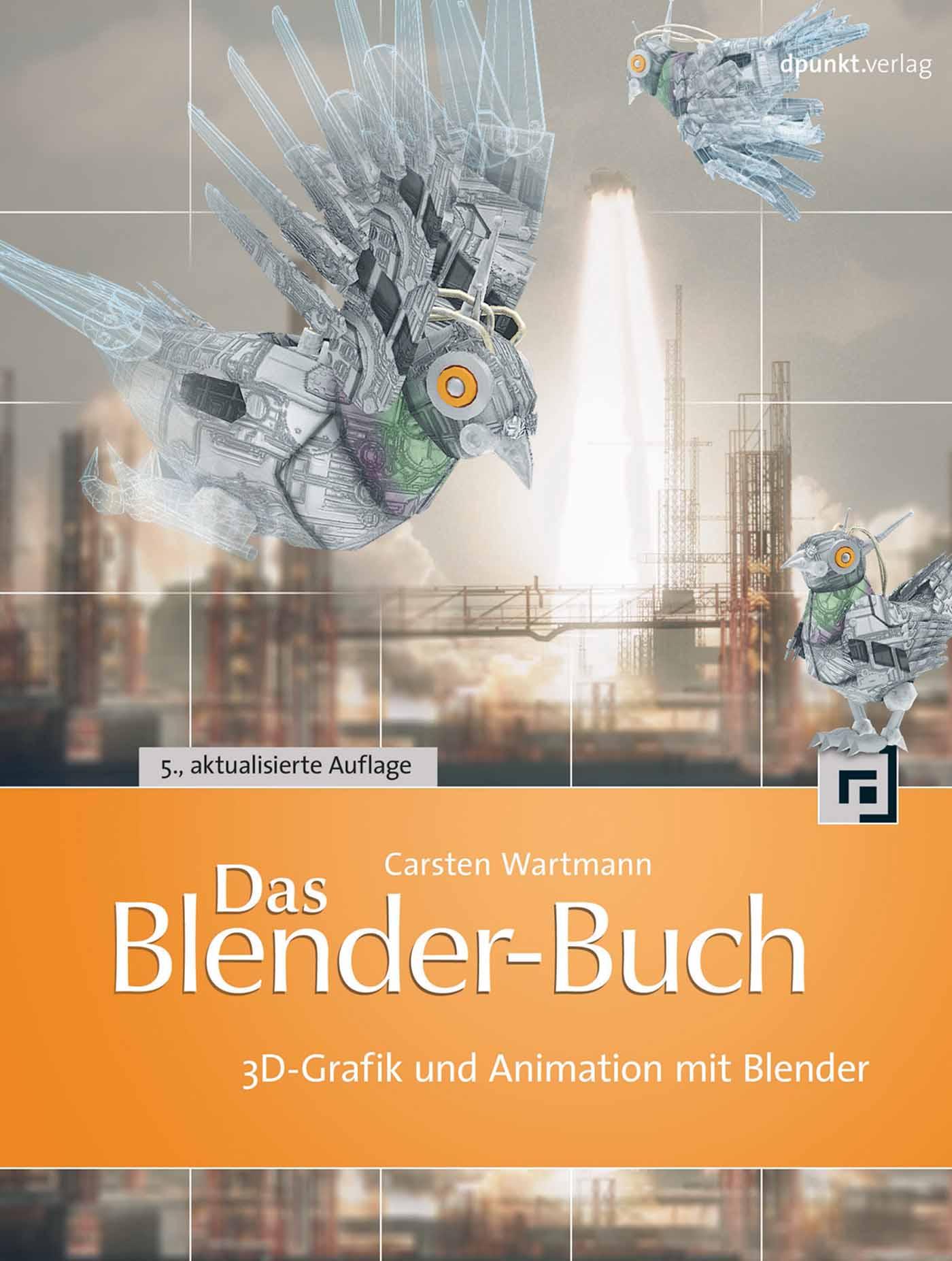 цена Carsten Wartmann Das Blender-Buch онлайн в 2017 году