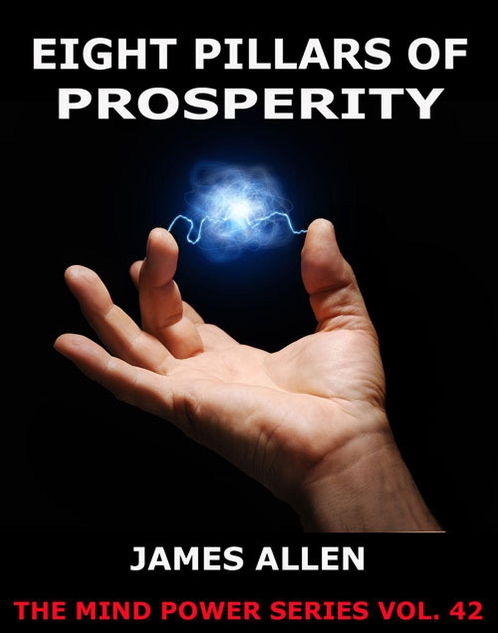 James Allen Eight Pillars Of Prosperity цена и фото