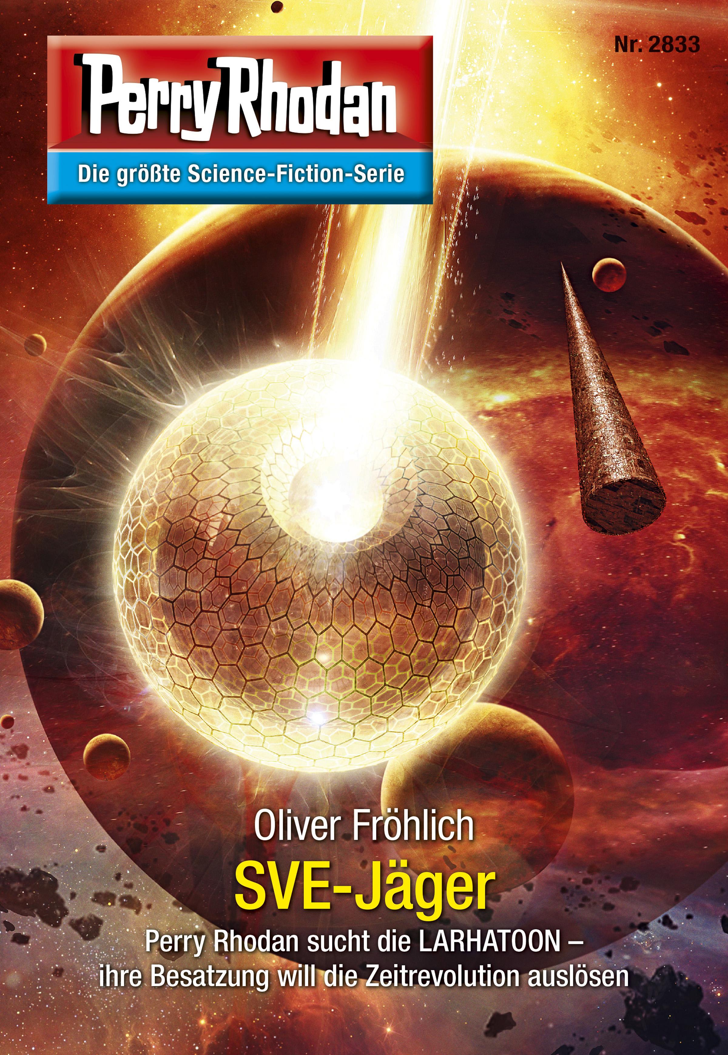 цена на Oliver Frohlich Perry Rhodan 2833: SVE-Jäger
