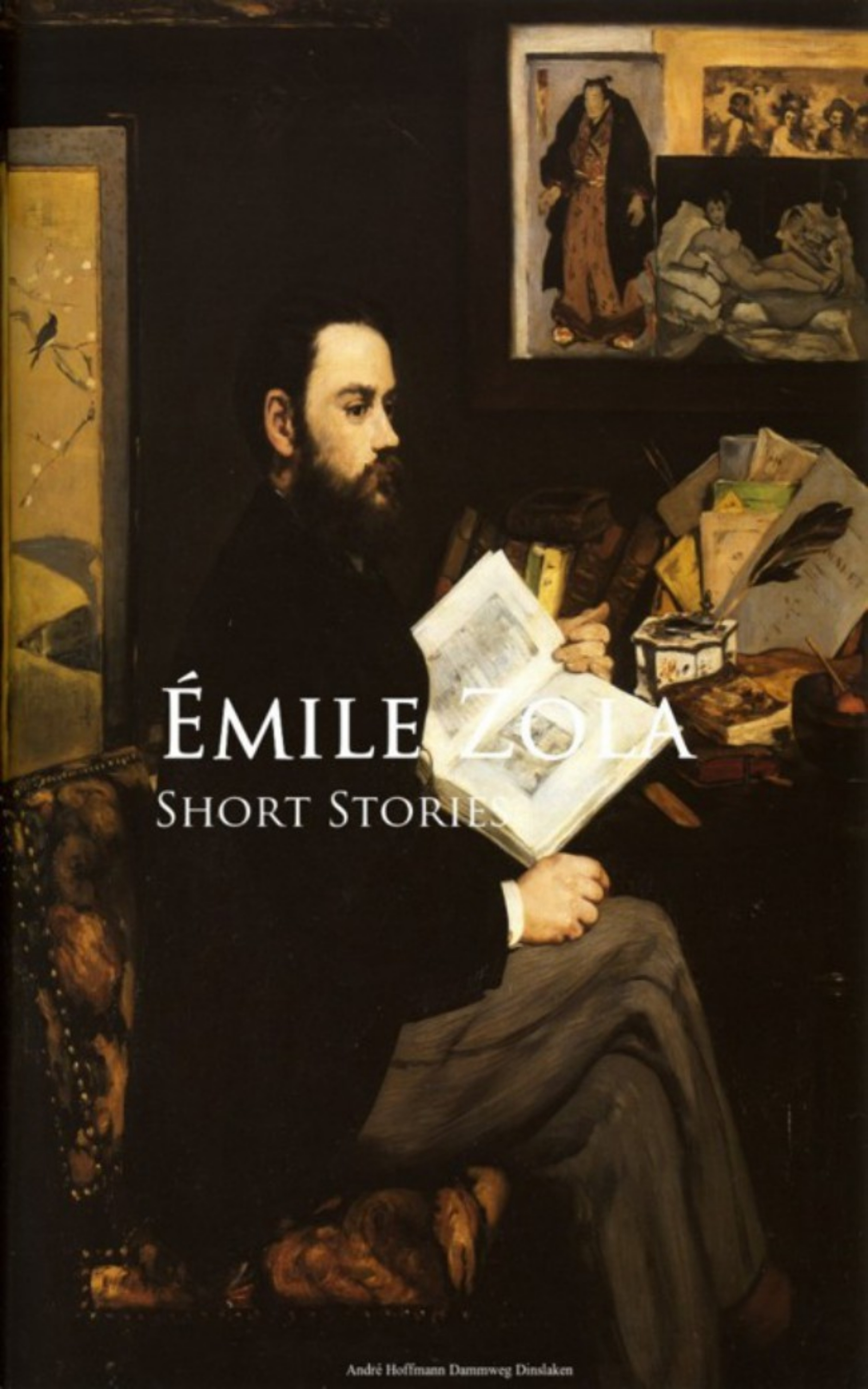 Emile Zola Short Stories эмиль золя four short stories by emile zola
