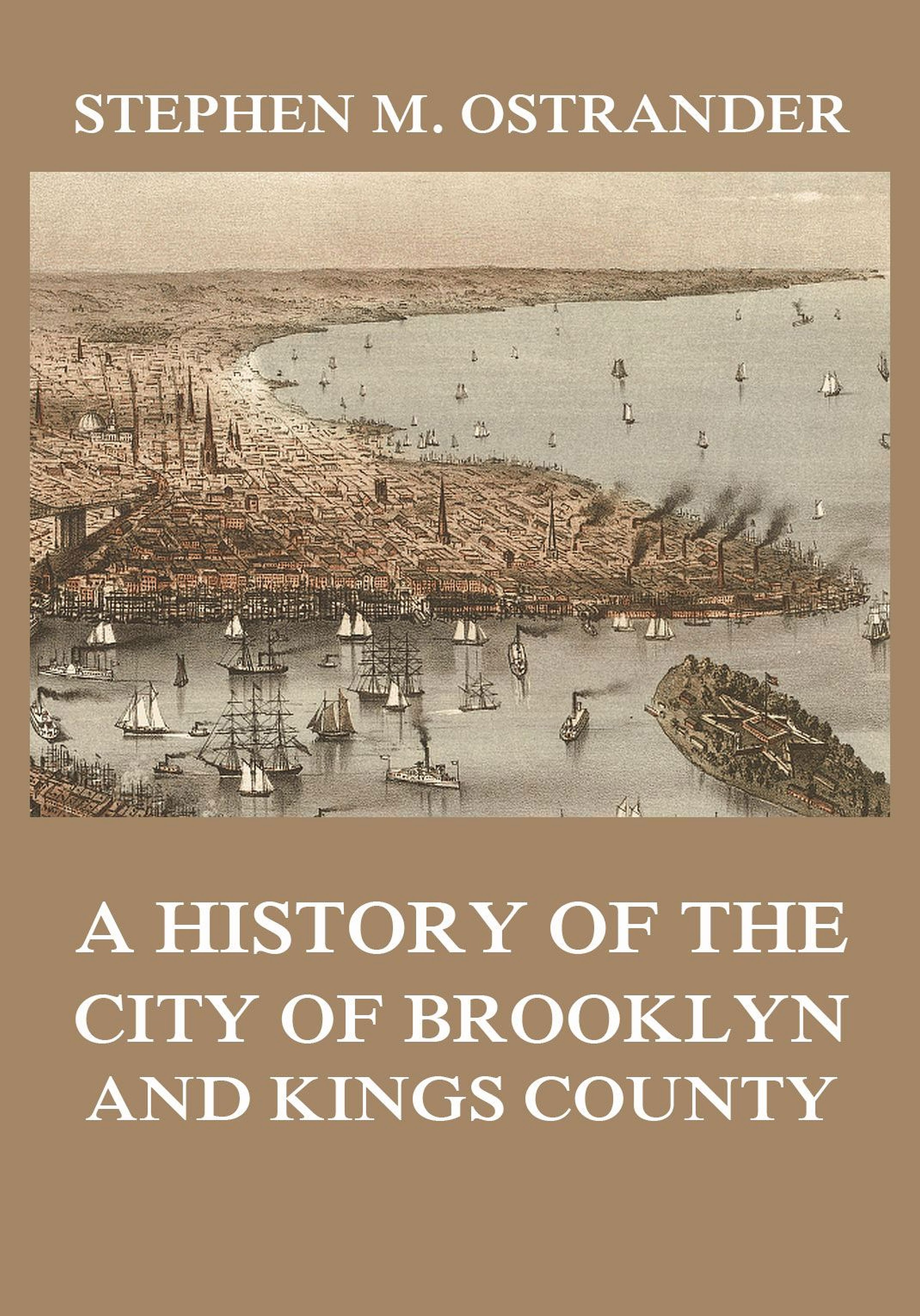 Stephen M. Ostrander A History of the City of Brooklyn and Kings County brooklyn chair set of two