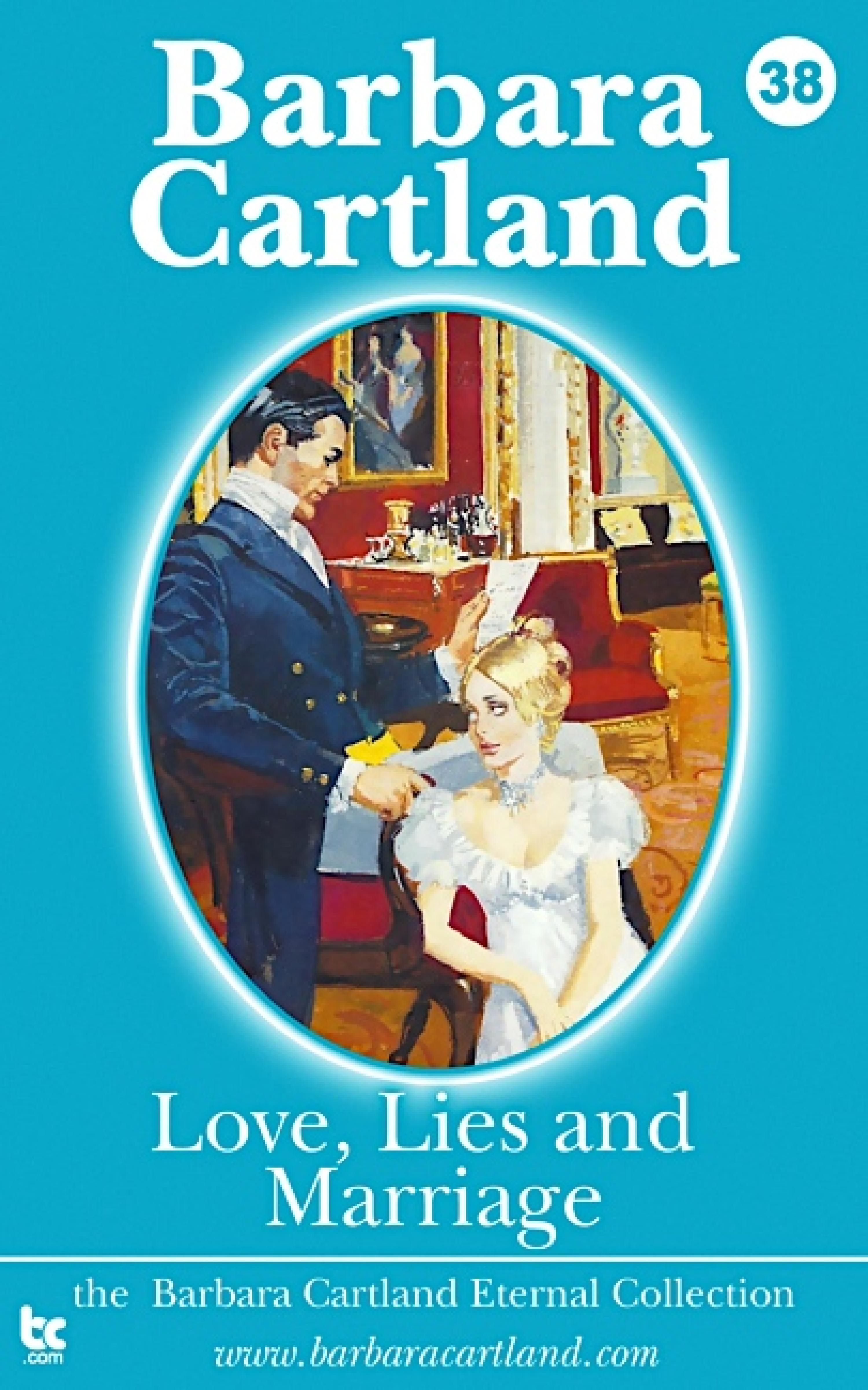 Barbara Cartland Love Lies and Marriage love and marriage