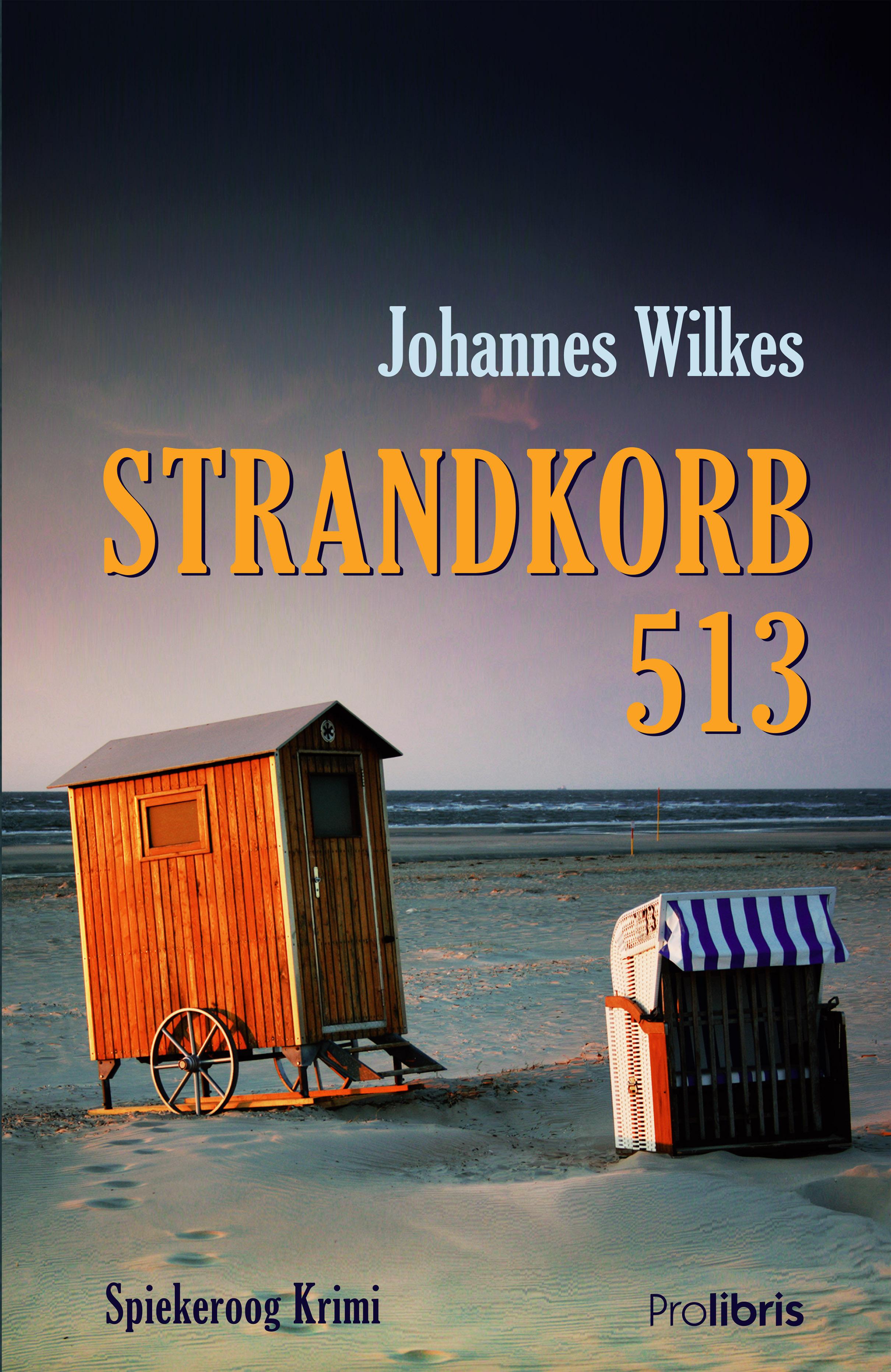 Johannes Wilkes Strandkorb 513