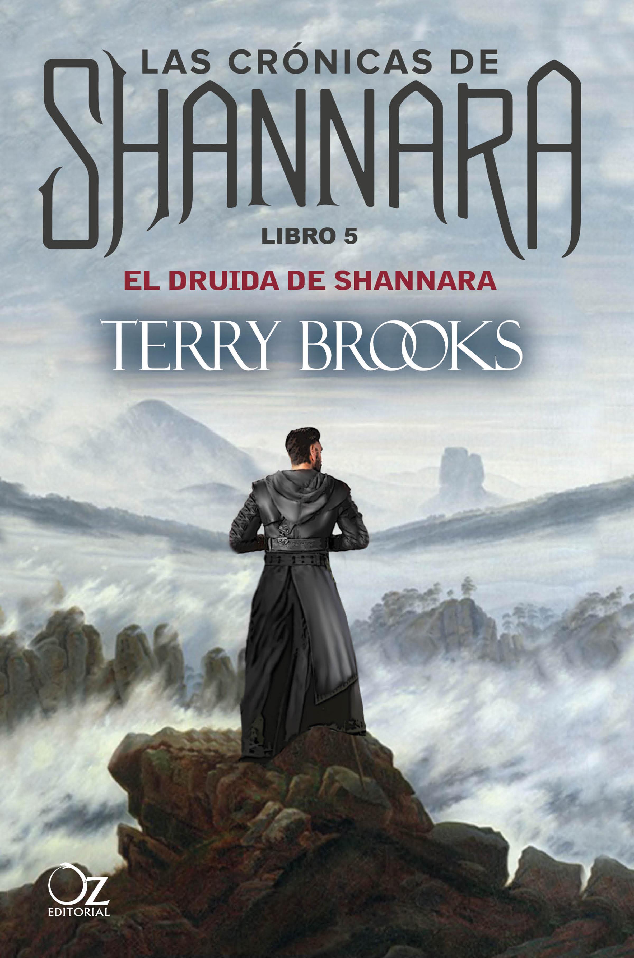 Terry Brooks El druida de Shannara terry brooks los herederos de shannara
