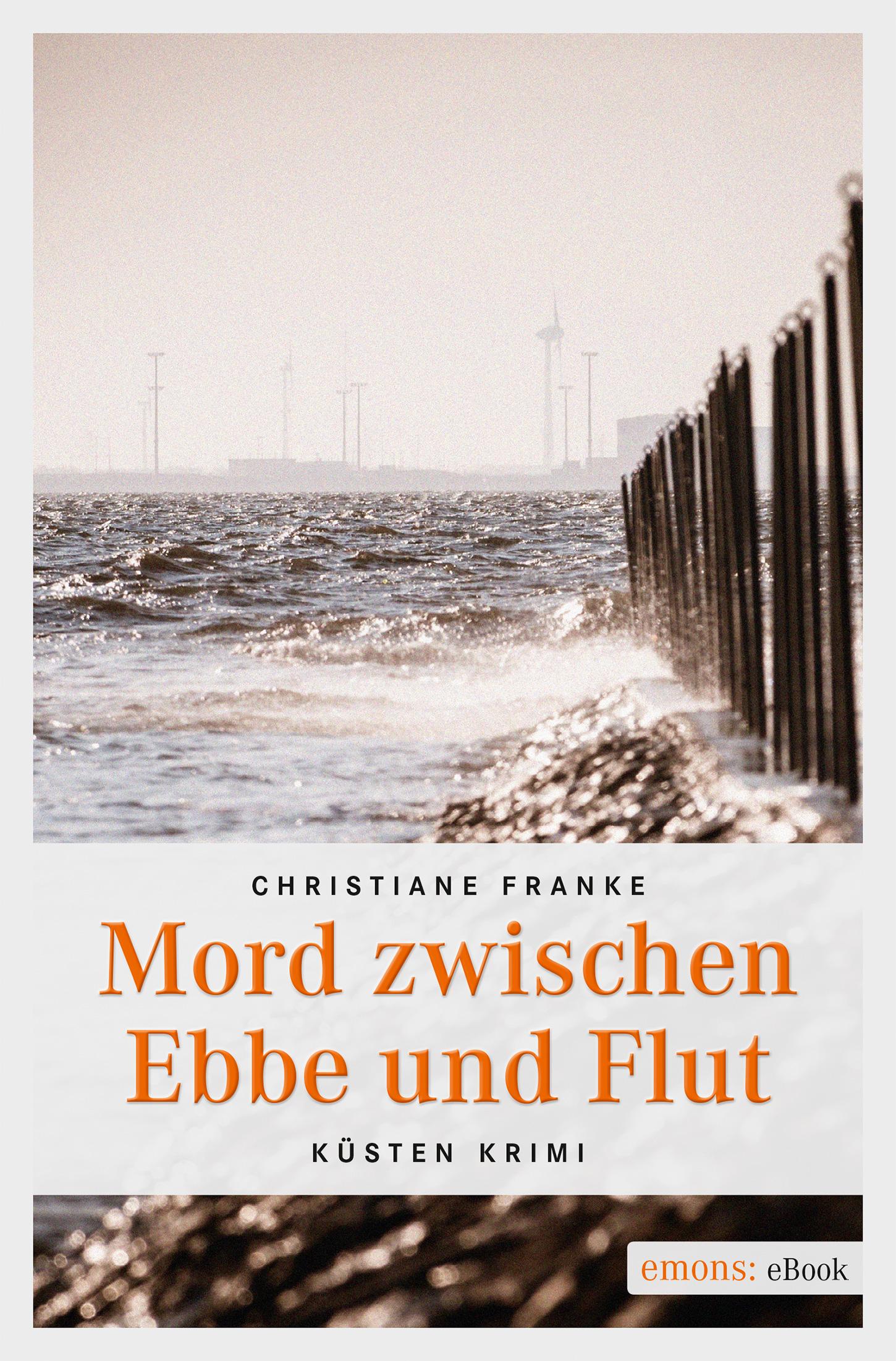 Christiane Franke Mord zwischen Ebbe und Flut цена и фото