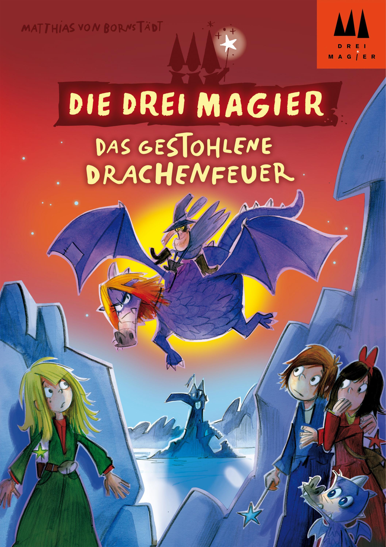 Matthias von Bornstädt Die drei Magier - Das gestohlene Drachenfeuer недорого