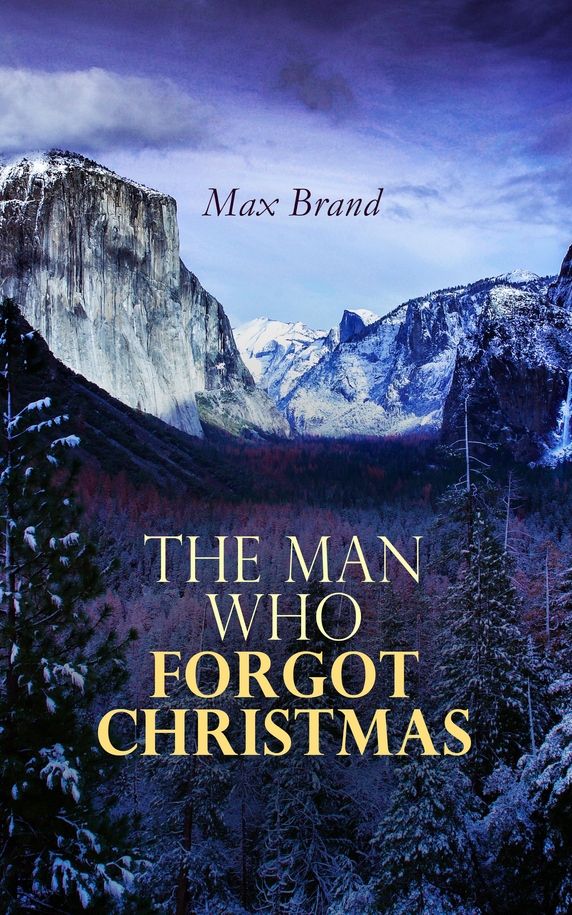 The Man Who Forgot Christmas