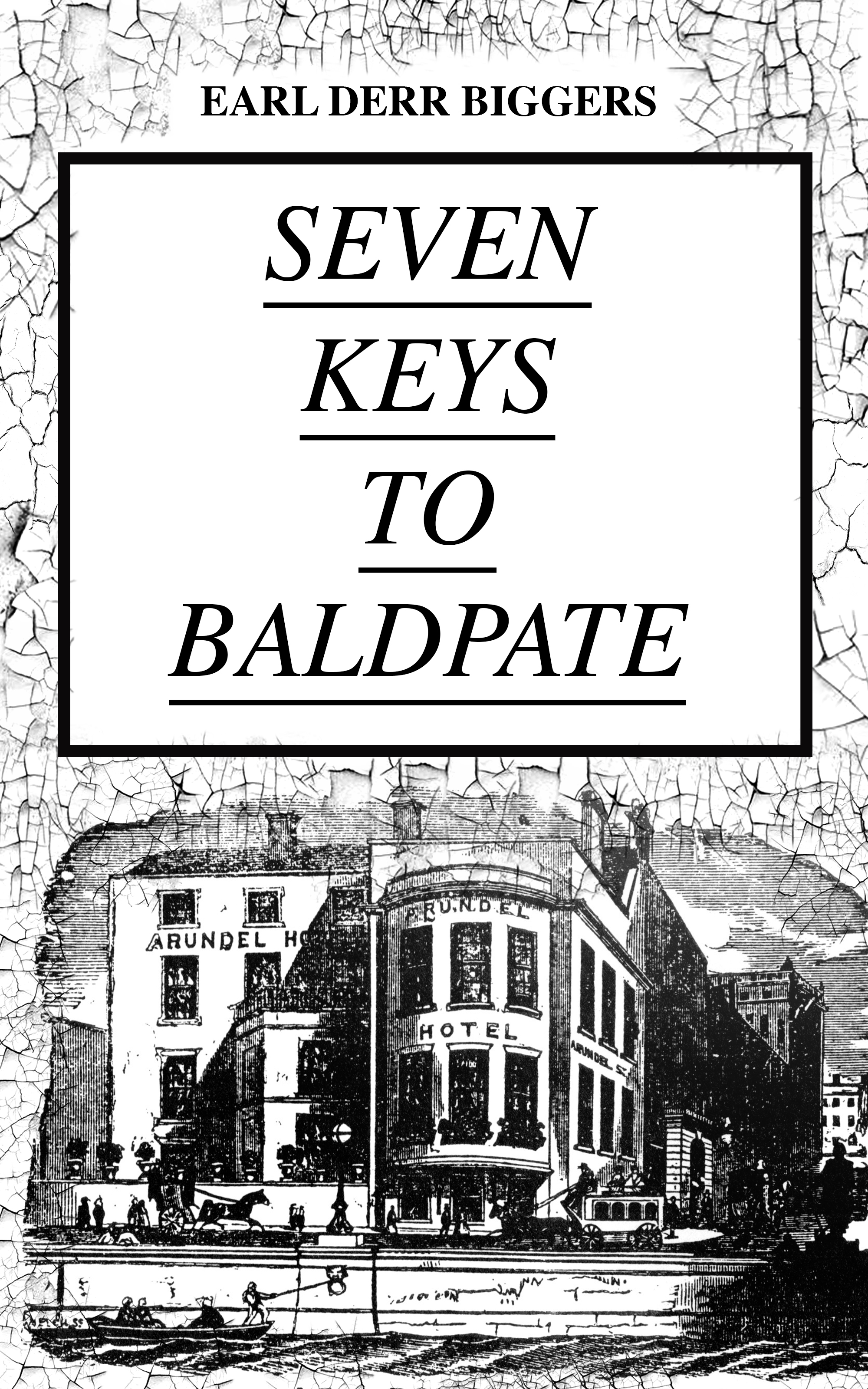 seven keys to baldpate mystery classic