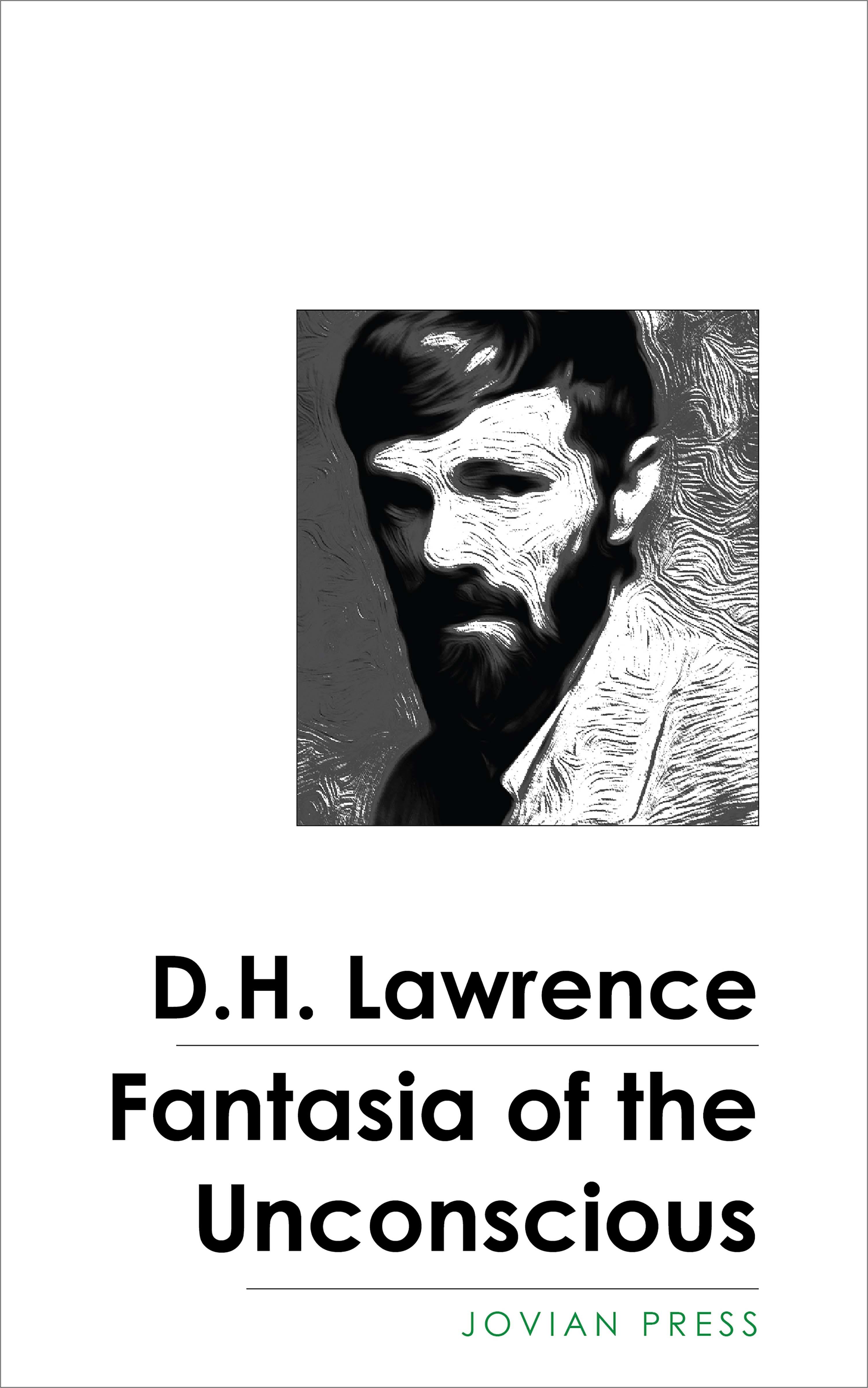 D. H. Lawrence Fantasia of the Unconscious unconscious crime