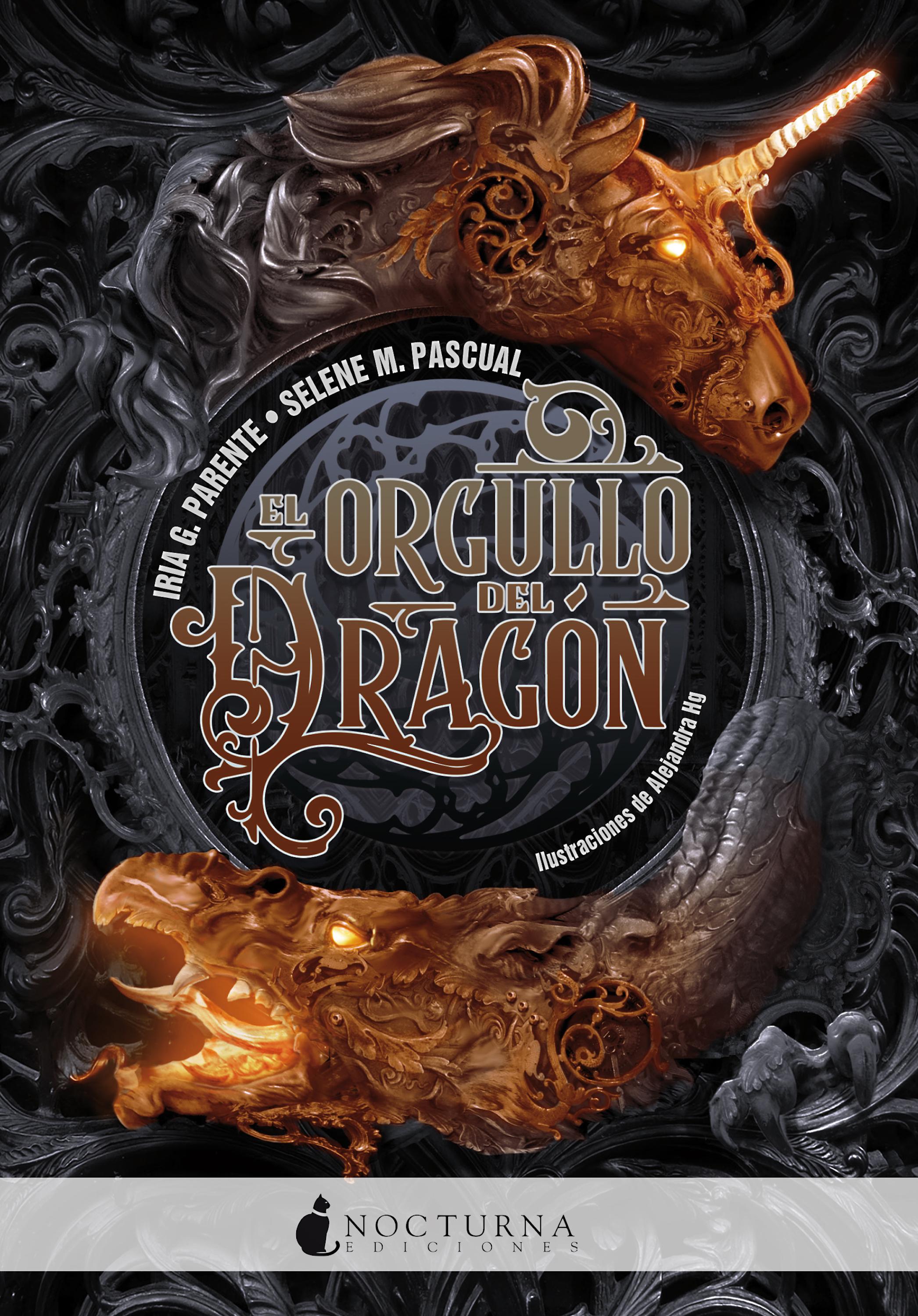 Iria G. Parente El orgullo del dragón недорого