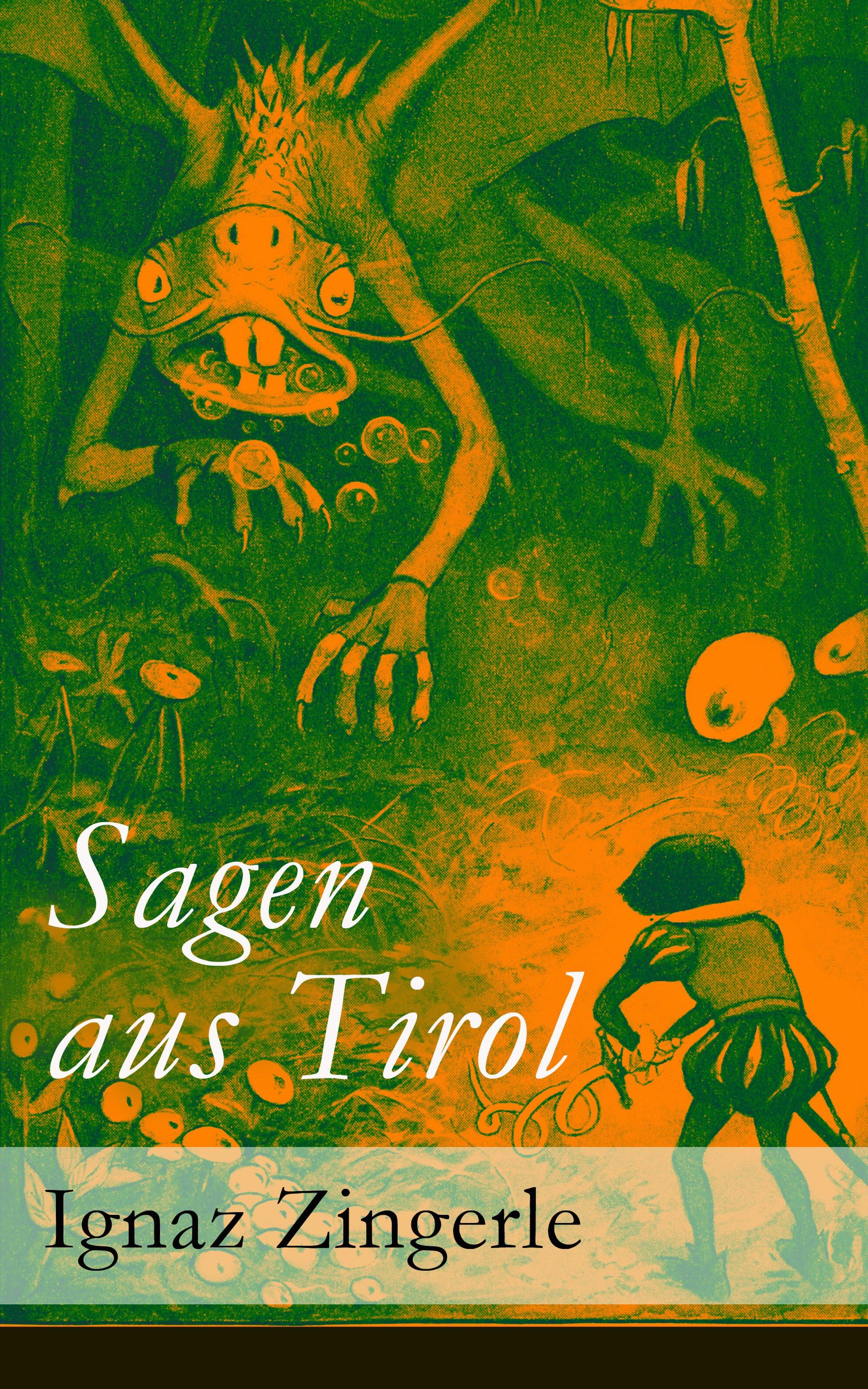 Ignaz Zingerle Sagen aus Tirol ignaz vincenz zingerle sagen aus tirol german edition