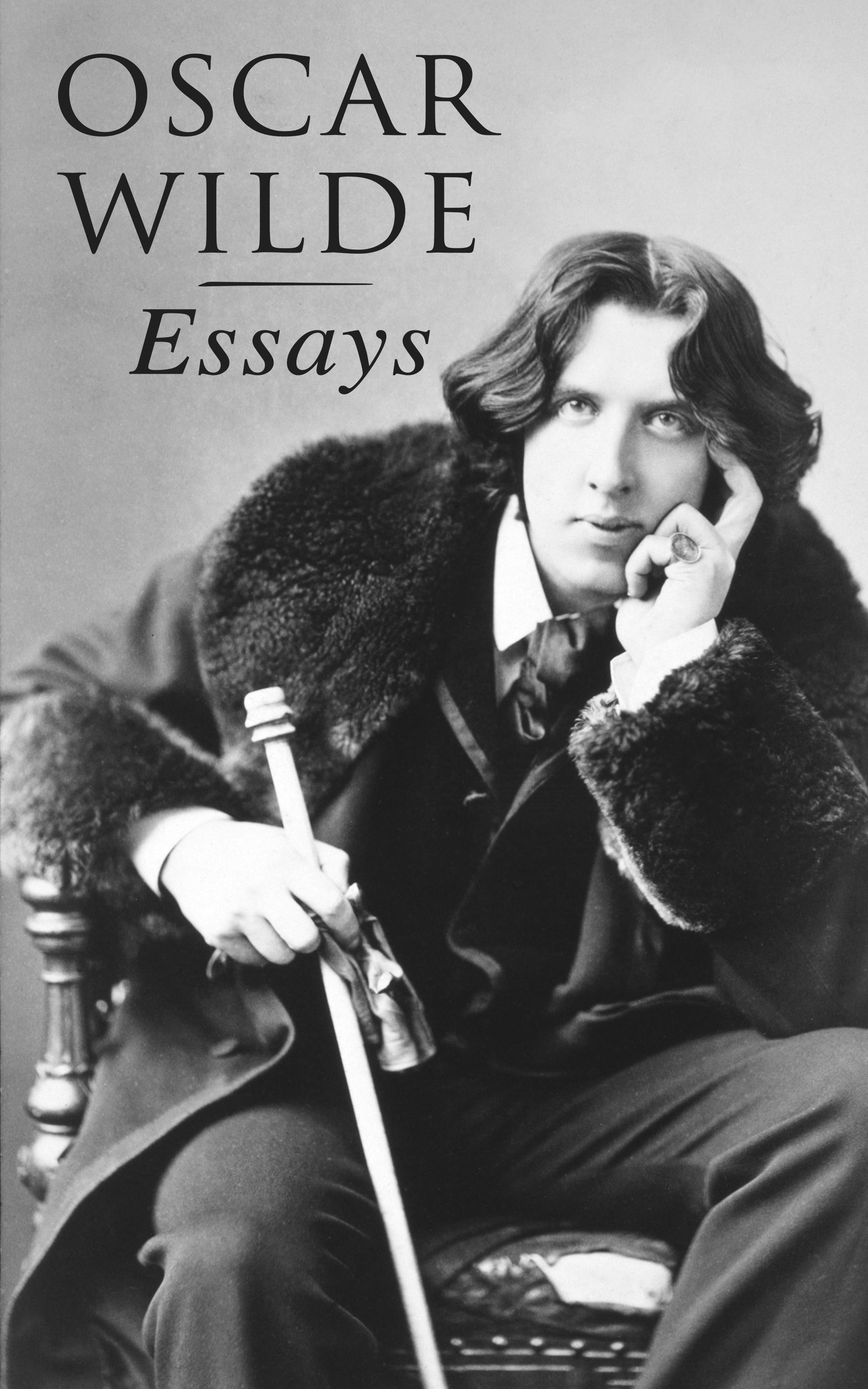 Oscar Wilde Oscar Wilde: Essays стеклохолст oscar паутинка 25г м2 50х1м белый арт os 25
