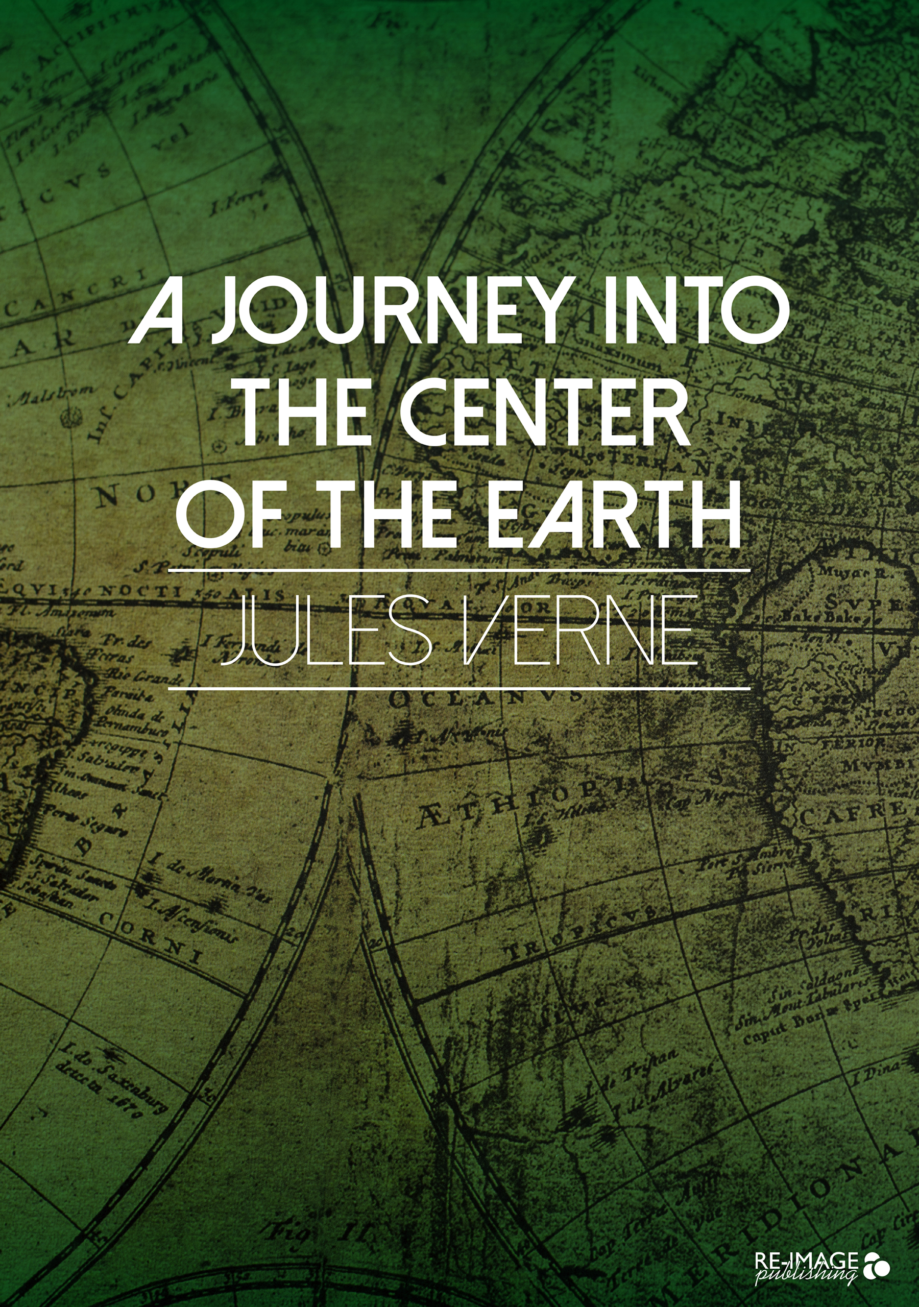 Жюль Верн A Journey into the Center of the Earth notes from a big country journey into the american dream