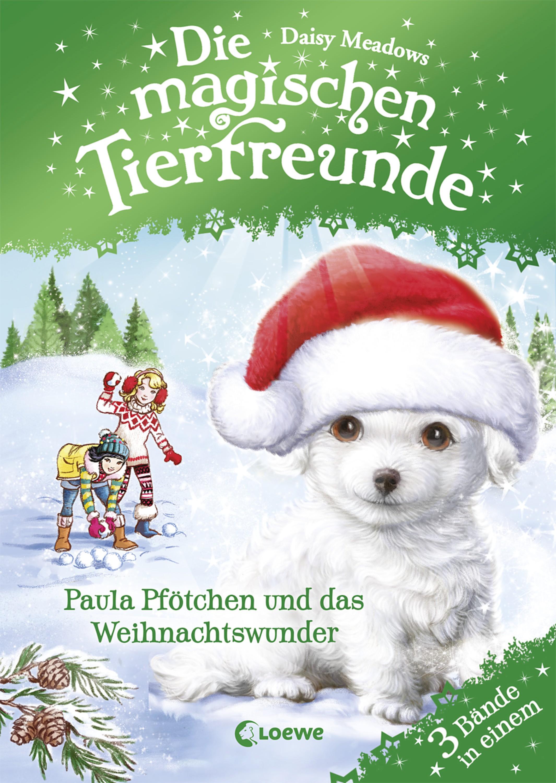 Daisy Meadows Die magischen Tierfreunde - Paula Pfötchen und das Weihnachtswunder daisy meadows magic animal friends early reader lucy longwhiskers