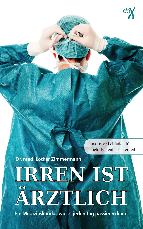 Dr. med. Lothar Zimmermann Irren ist ärztlich тонометр b well med 57
