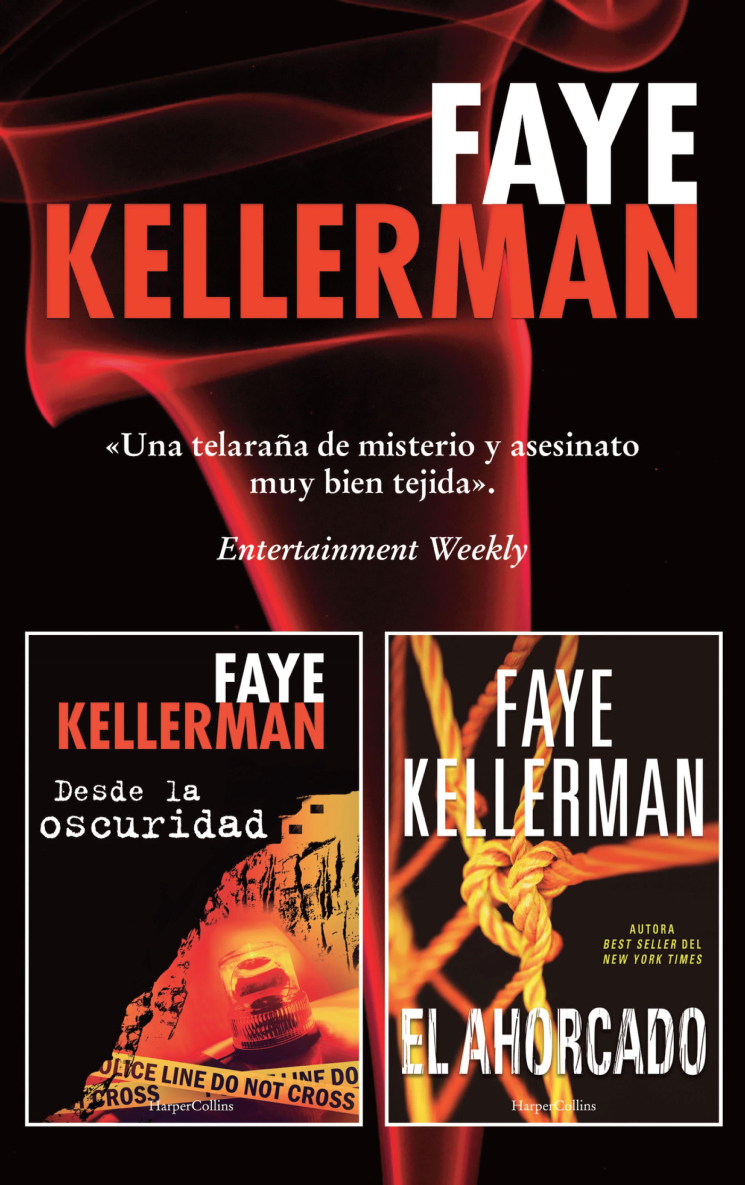 Pack Faye Keyerman - Febrero 2018 ( Faye  Kellerman  )
