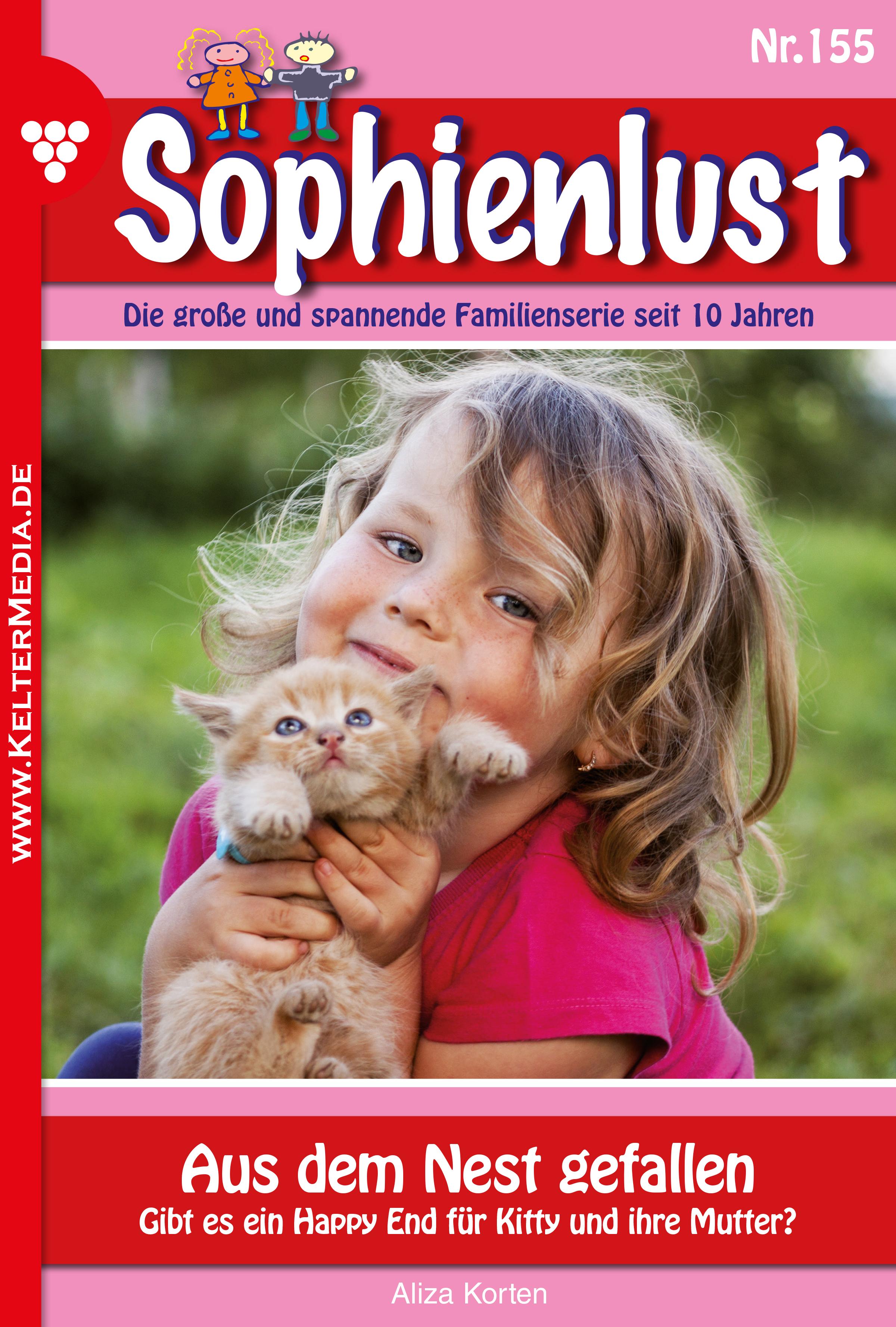 Sophienlust 155 – Familienroman ( Aliza Korten  )