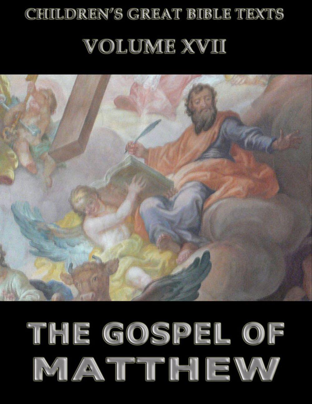 James Hastings The Gospel Of Matthew james matthew barrie auld licht idylls