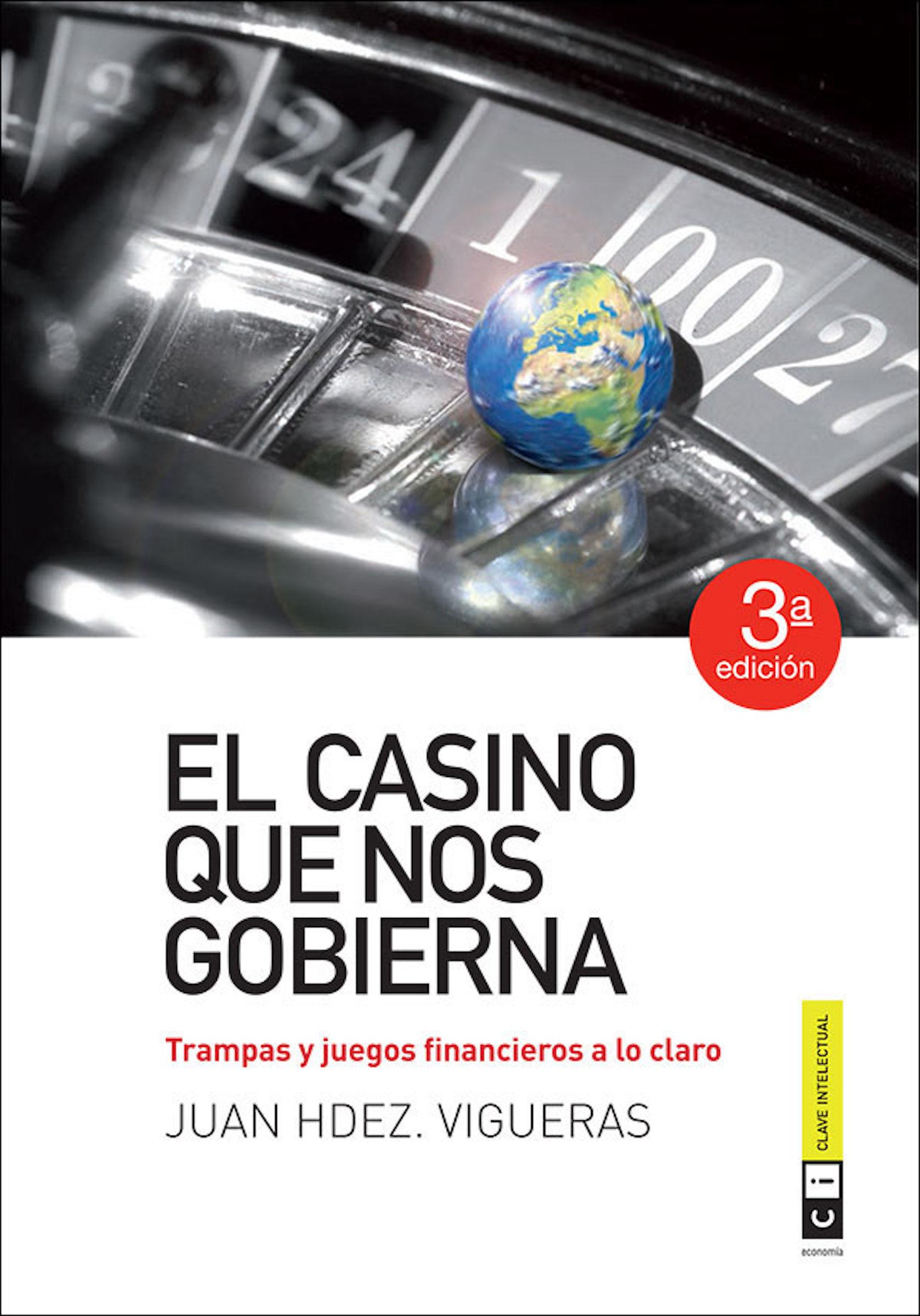 Фото - Juan Hernández Vigueras El casino que nos gobierna рубашка casino casino mp002xm0w4s1