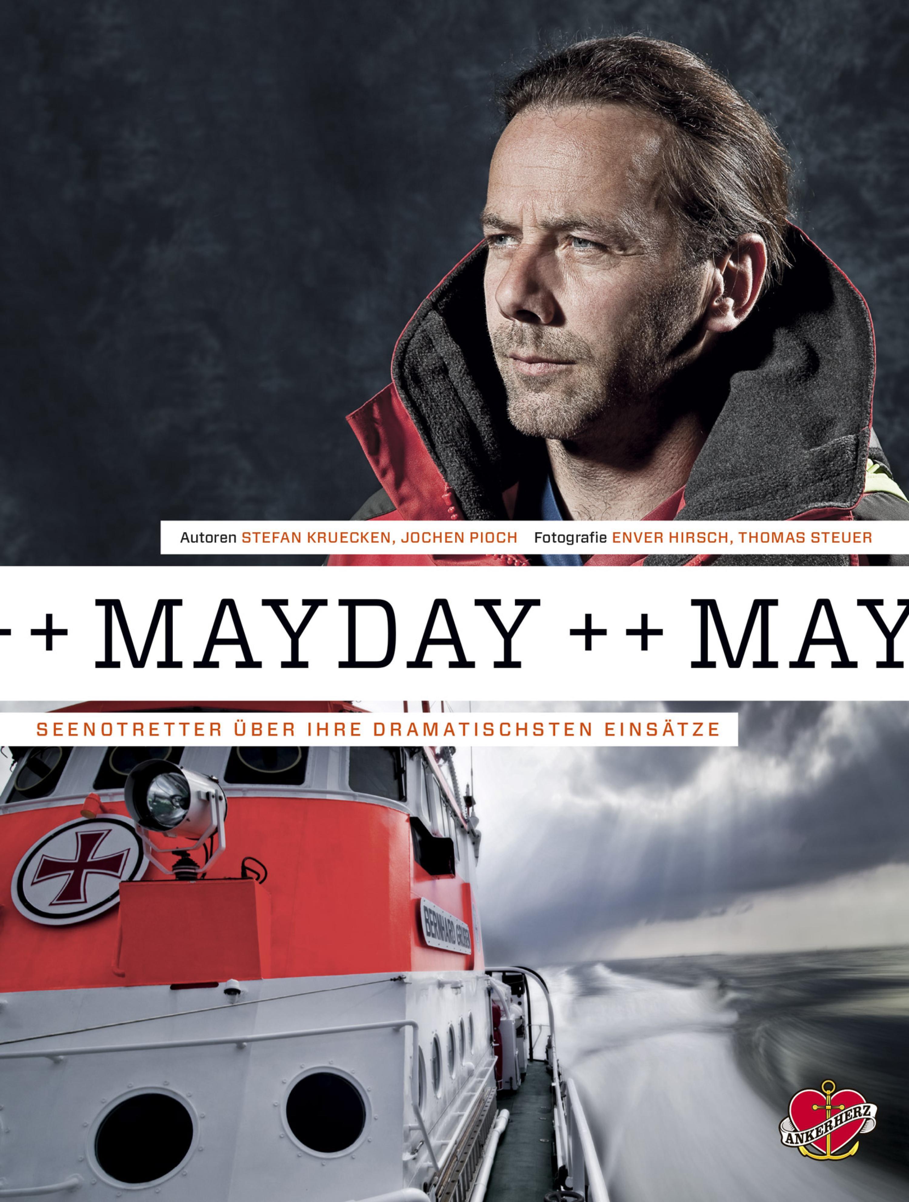 Stefan Krucken Mayday mayday tokyo