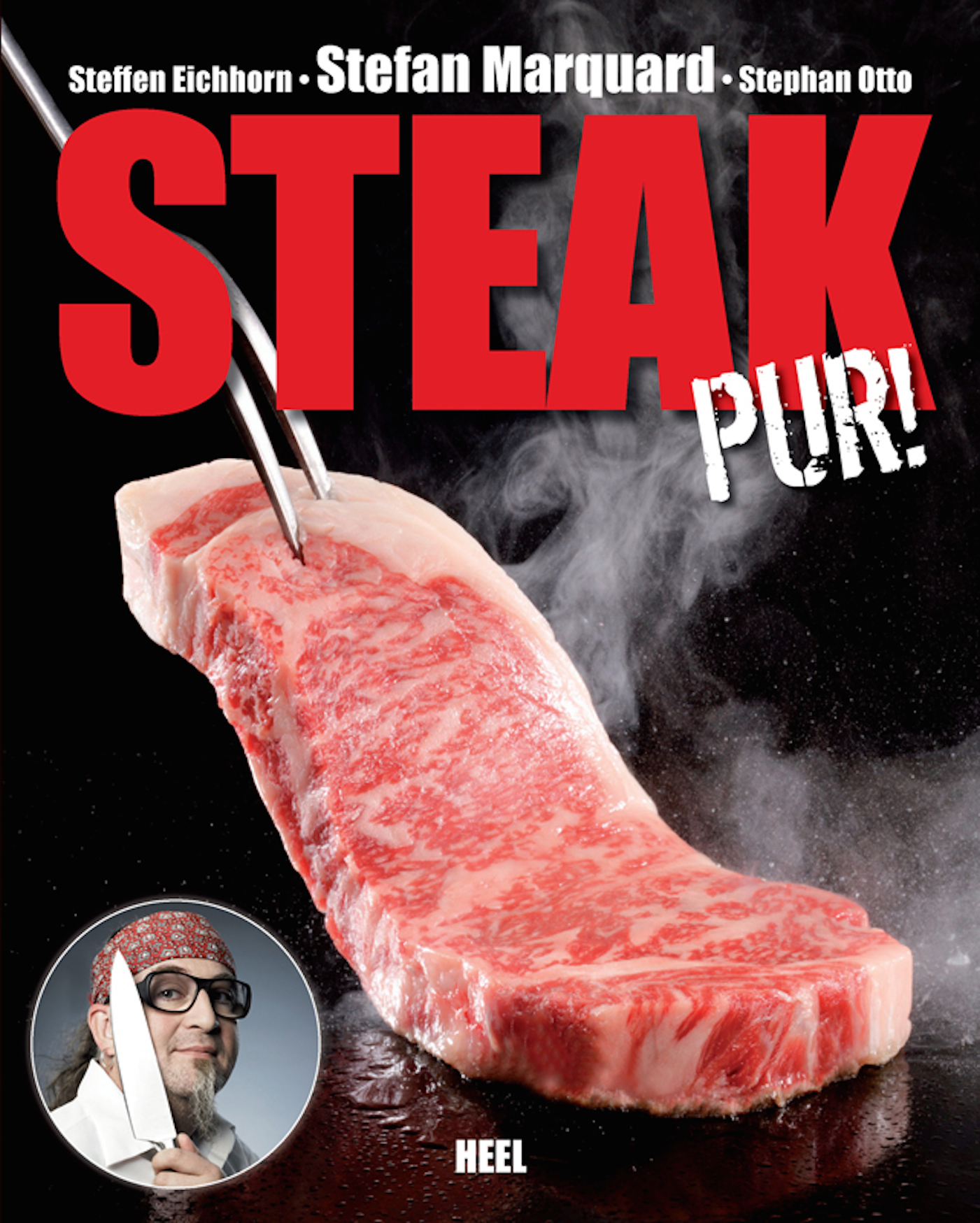 Stefan Marquard Steak pur! пояс pur pur pur pur pu007dwadrn2