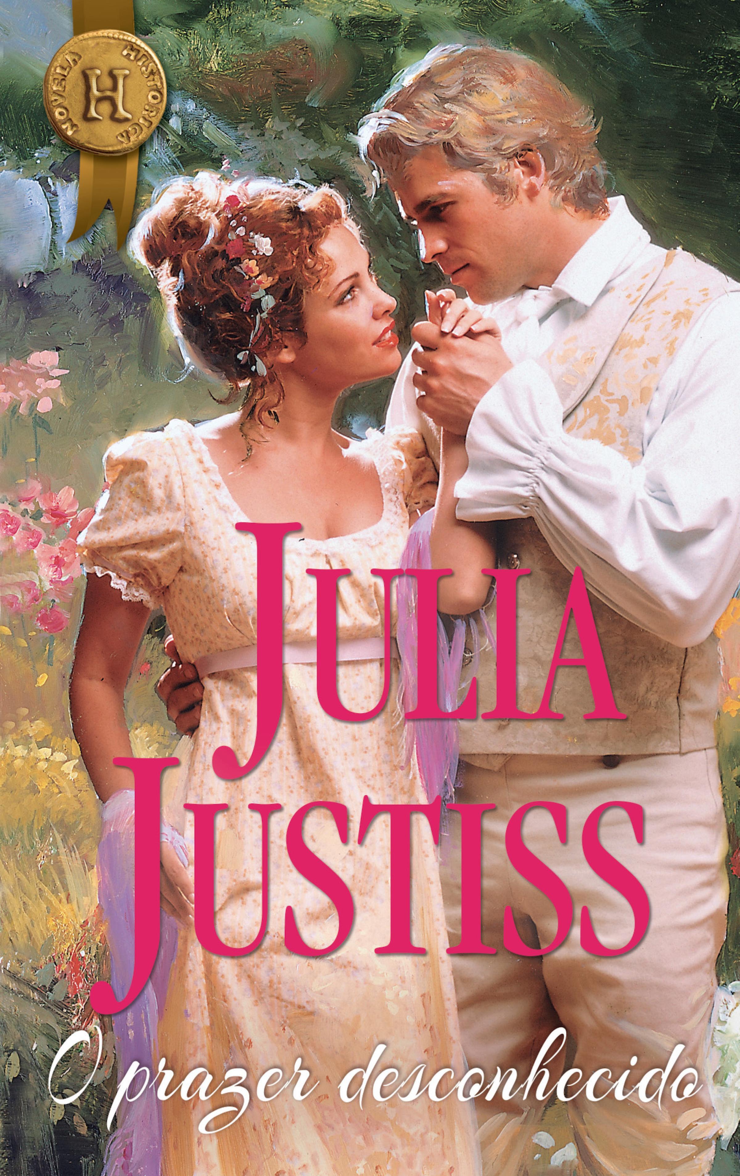 Julia Justiss O prazer desconhecido недорого