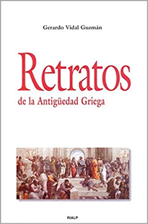 Gerardo Vidal Guzmán Retratos de la Antigüedad Griega general yanis macriyanis memorias de la revolución griega de 1821