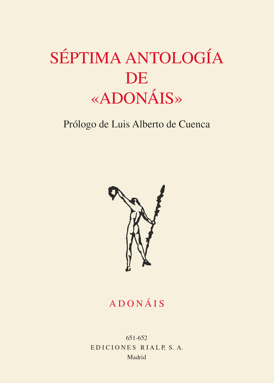Varios autores Séptima antologia de Adonáis