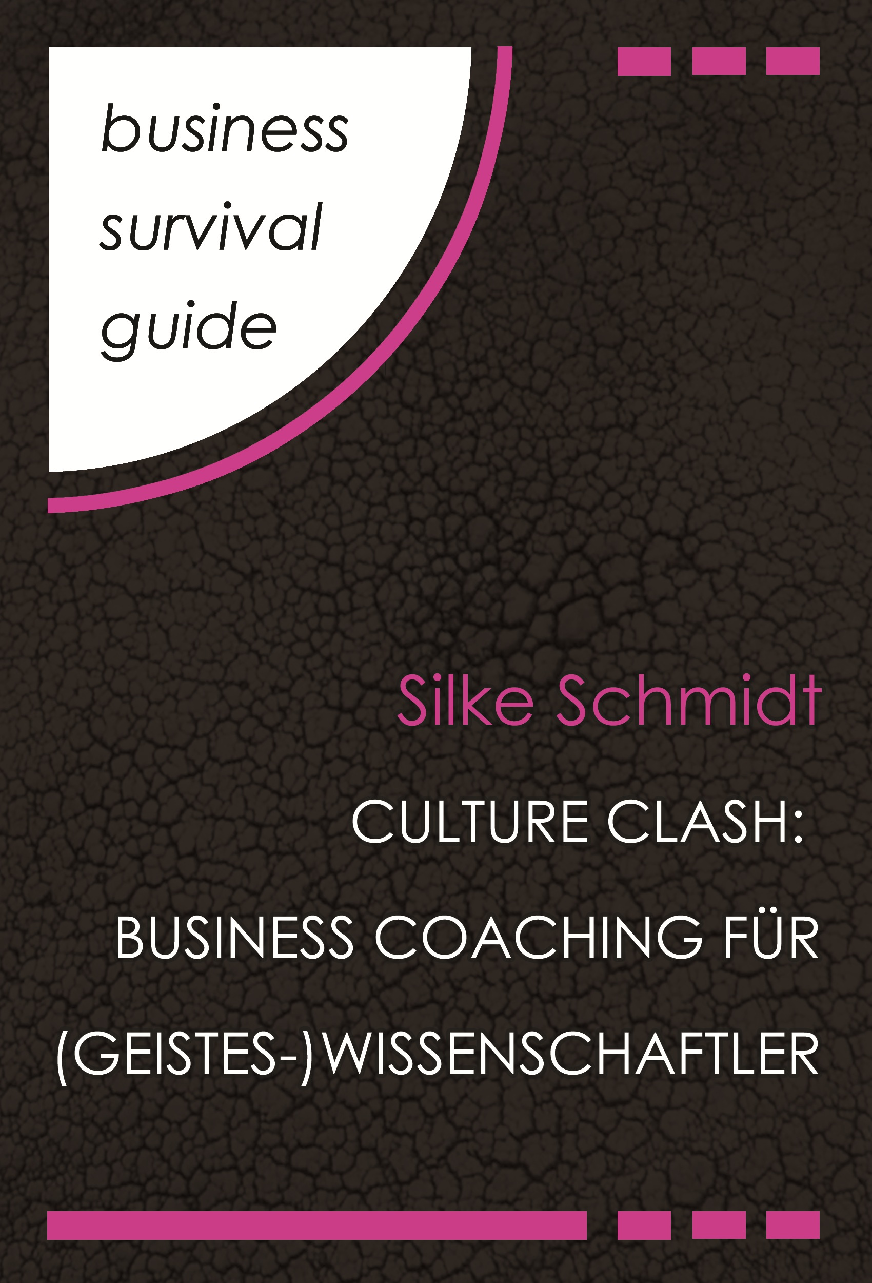 Silke Schmidt Business Survival Guide: Culture Clash survival guide