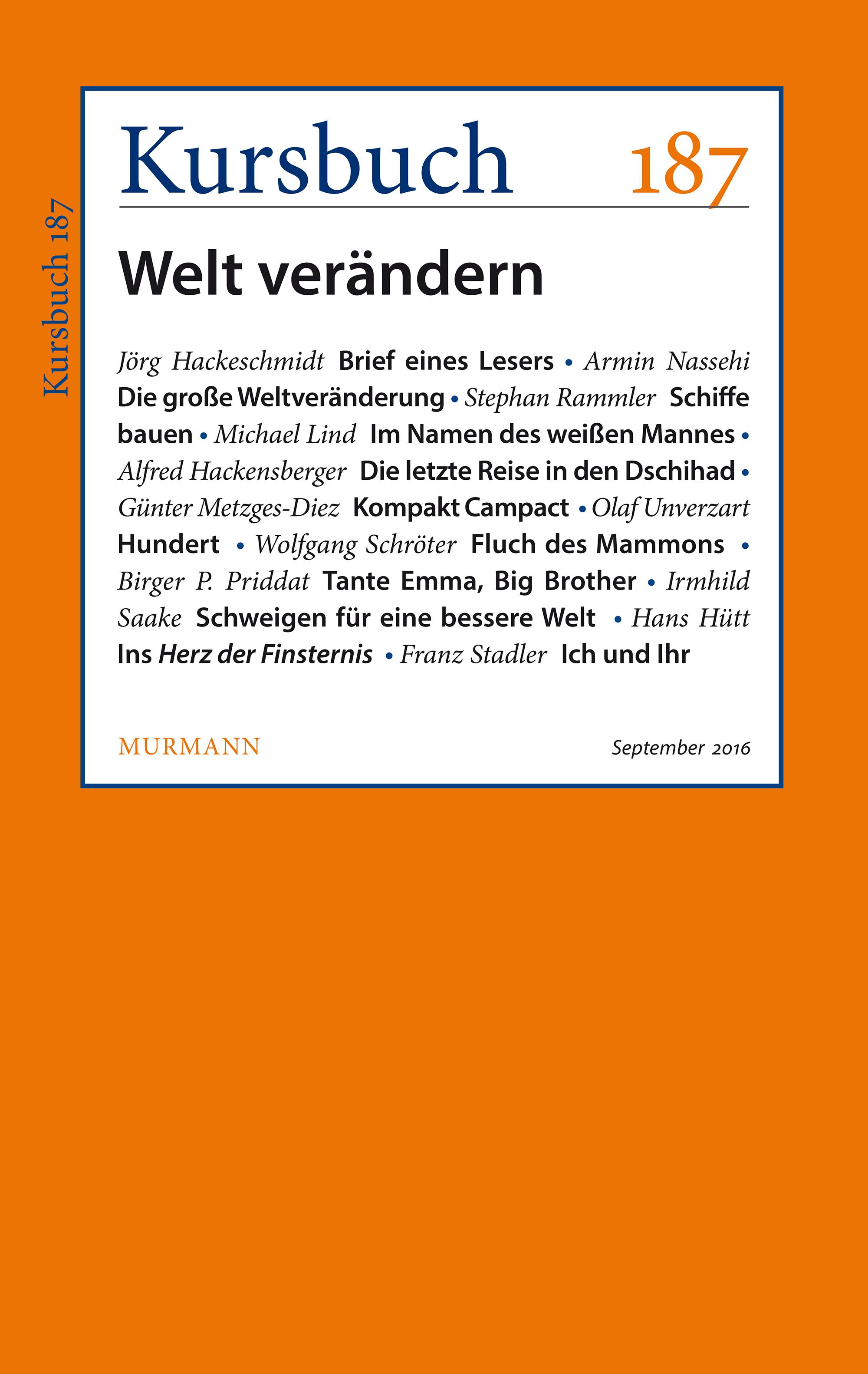 Kursbuch 187