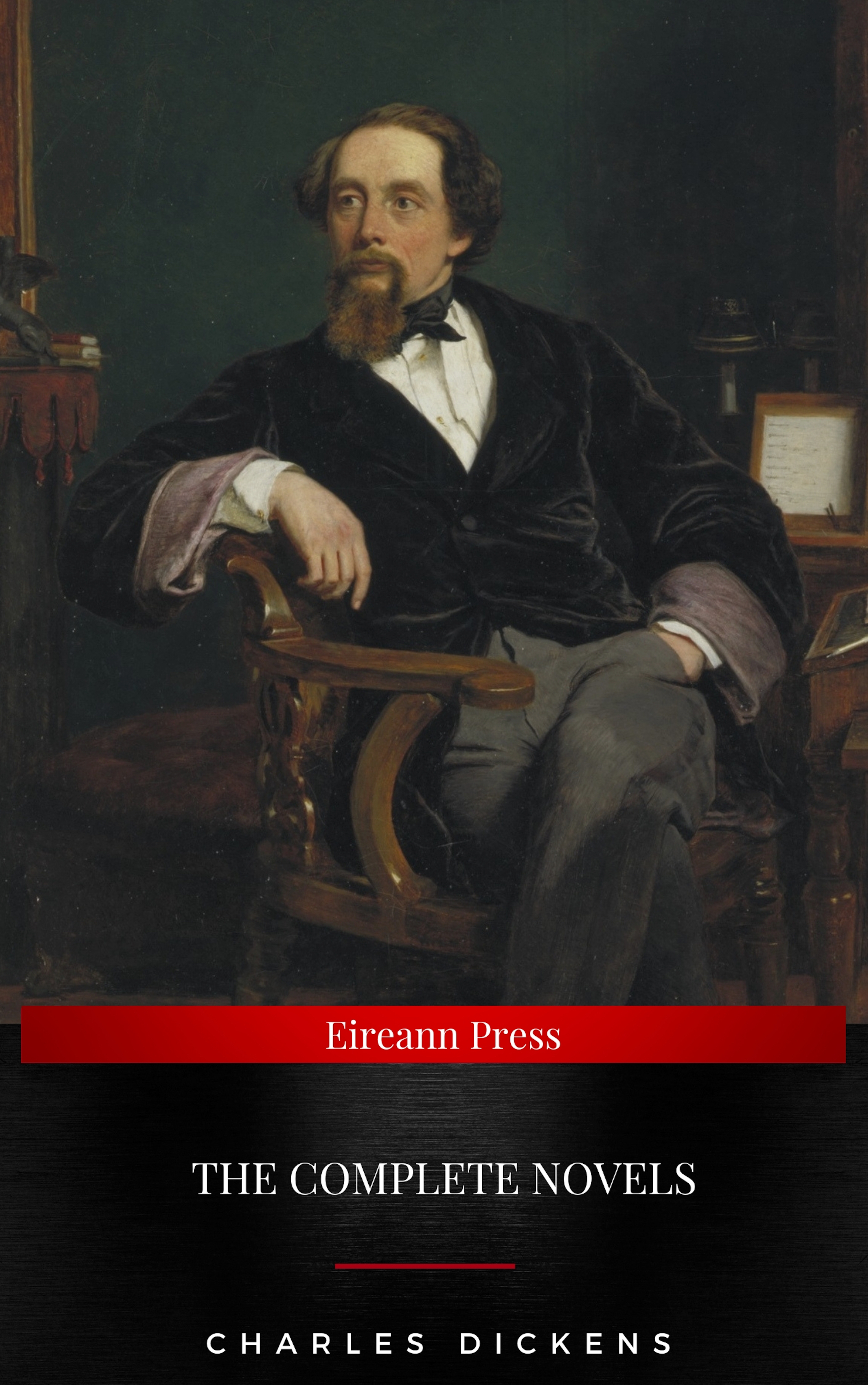 Charles Dickens Charles Dickens: The Complete Novels (Golden Deer Classics) charles 1812 1870 dickens the charles dickens collection