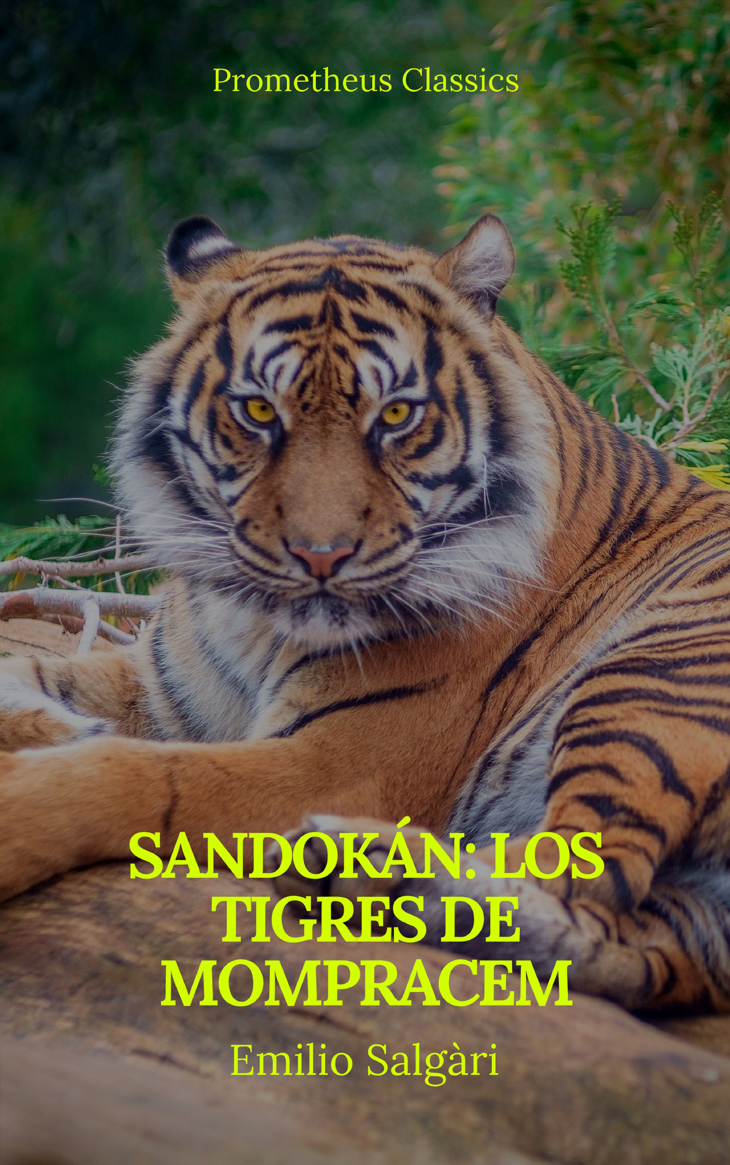 цена на Emilio Salgari Sandokán: Los tigres de Mompracem (Prometheus Classics)