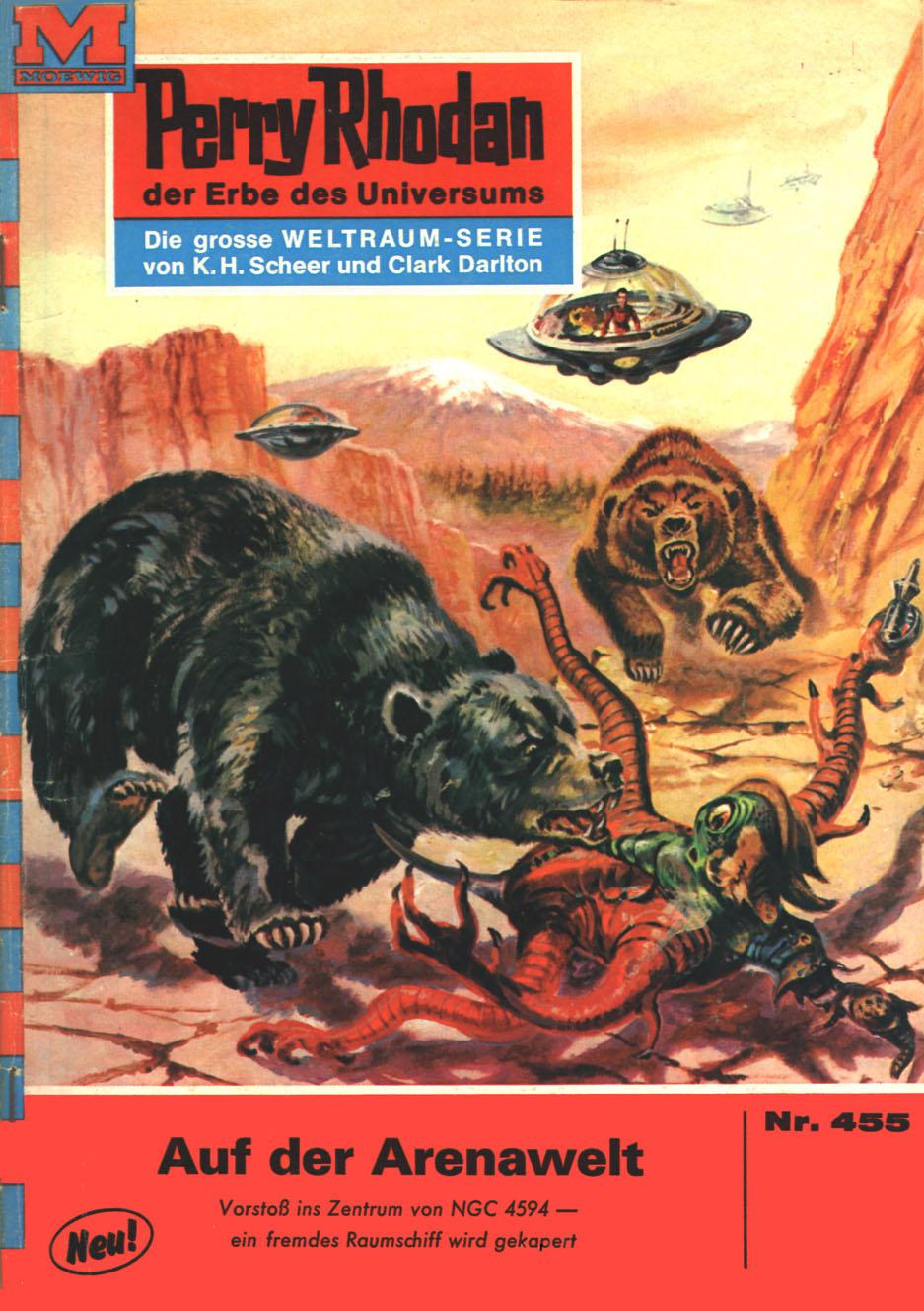 William Voltz Perry Rhodan 455: Auf der Arenawelt william voltz perry rhodan 816 meister der gravitation