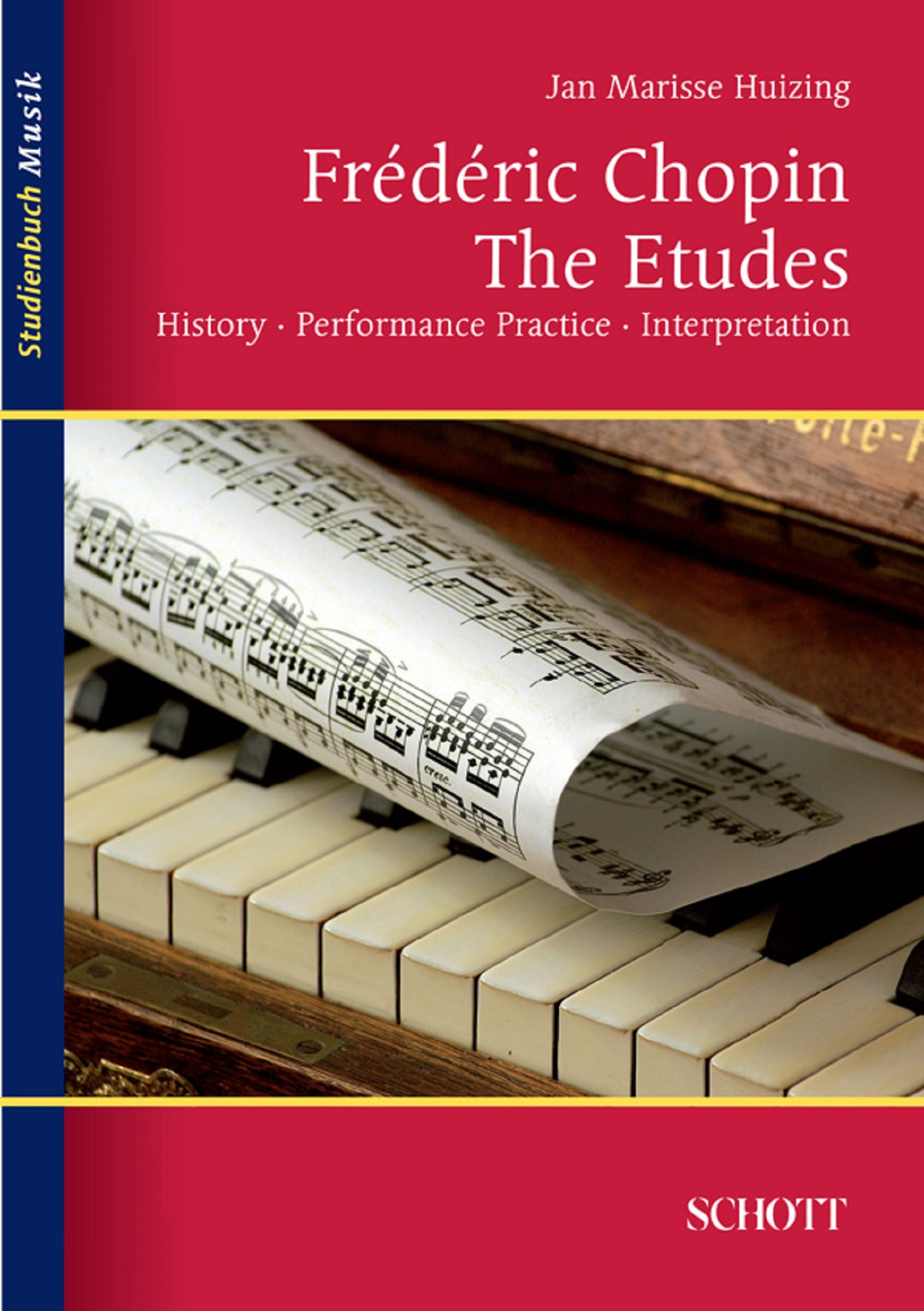Jan Marisse Huizing Frédéric Chopin: The Etudes f hiller etudes op 15