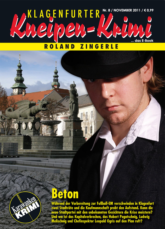 Roland Zingerle Beton недорого