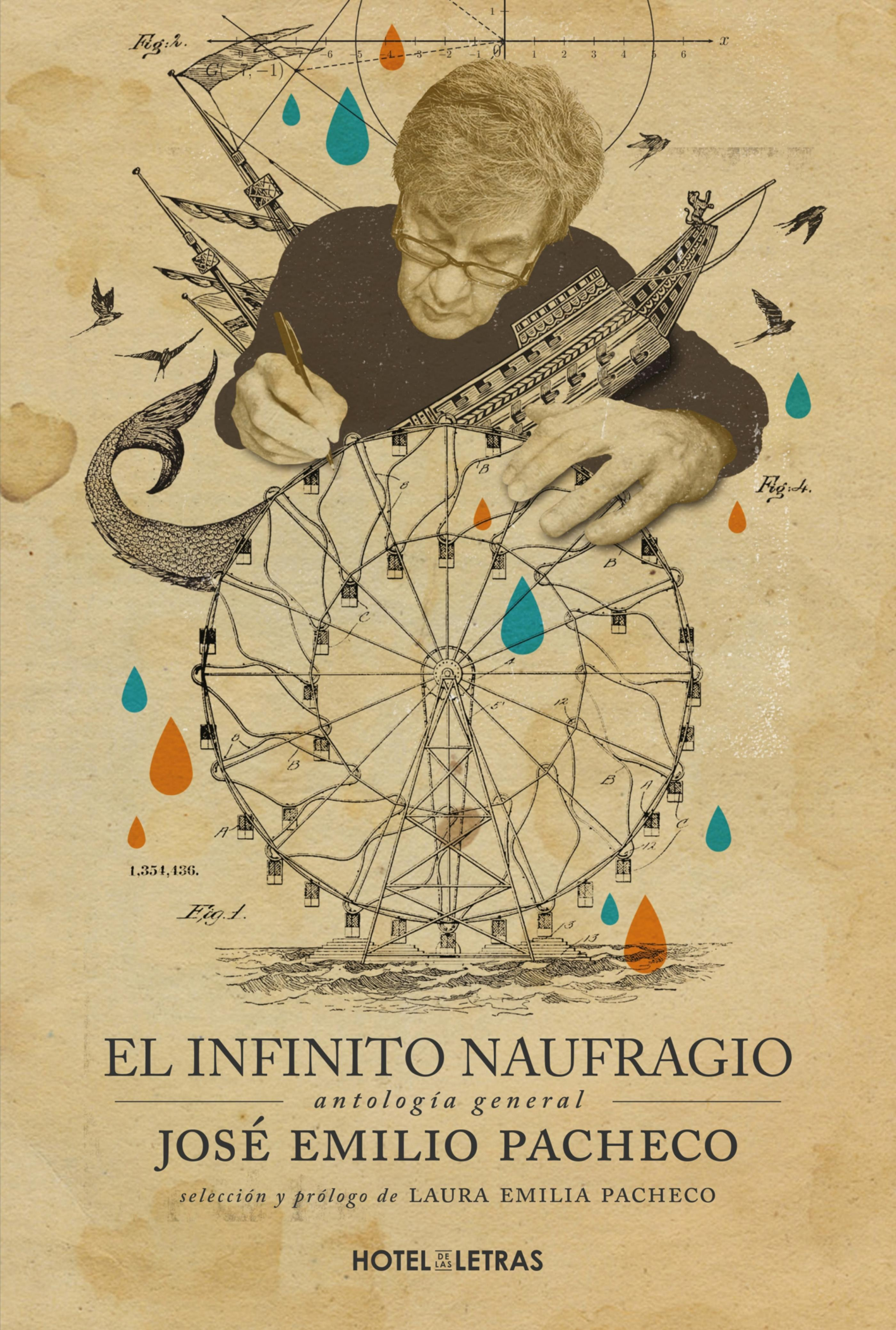 Laura Emilia Pacheco El infinito naufragio christine pacheco lovers only