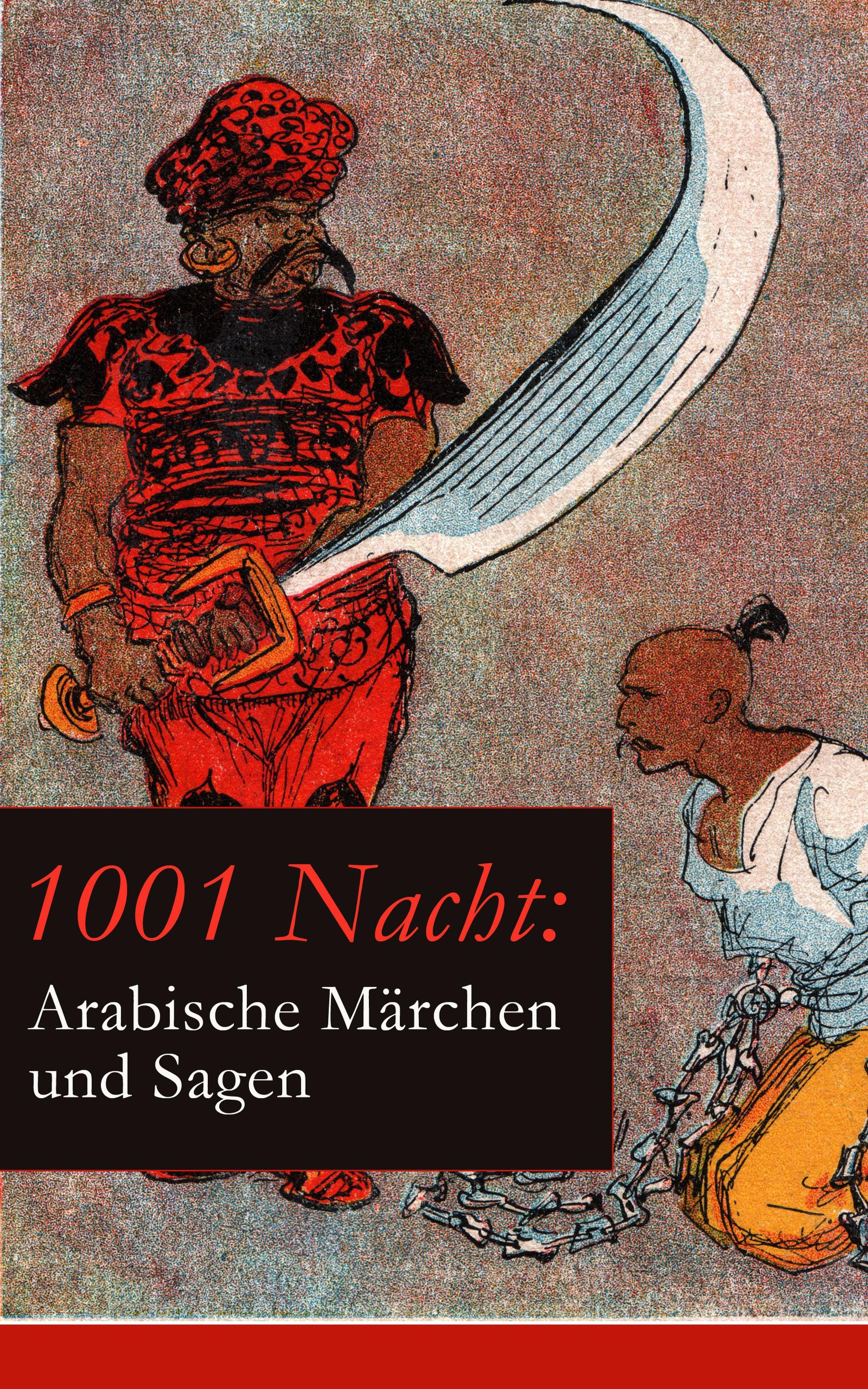 Gustav Weil 1001 Nacht: Arabische Märchen und Sagen