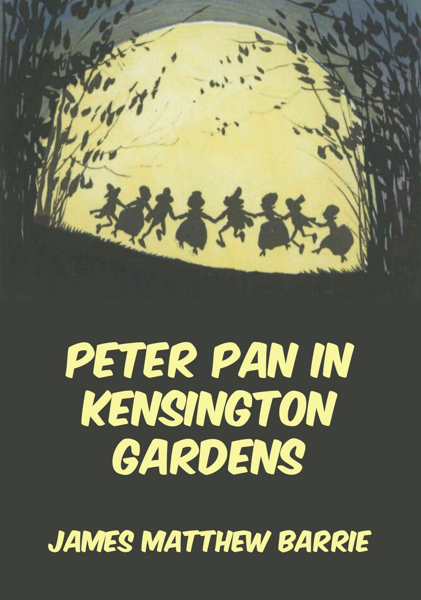 James Matthew Barrie Peter Pan In Kensington Gardens все цены