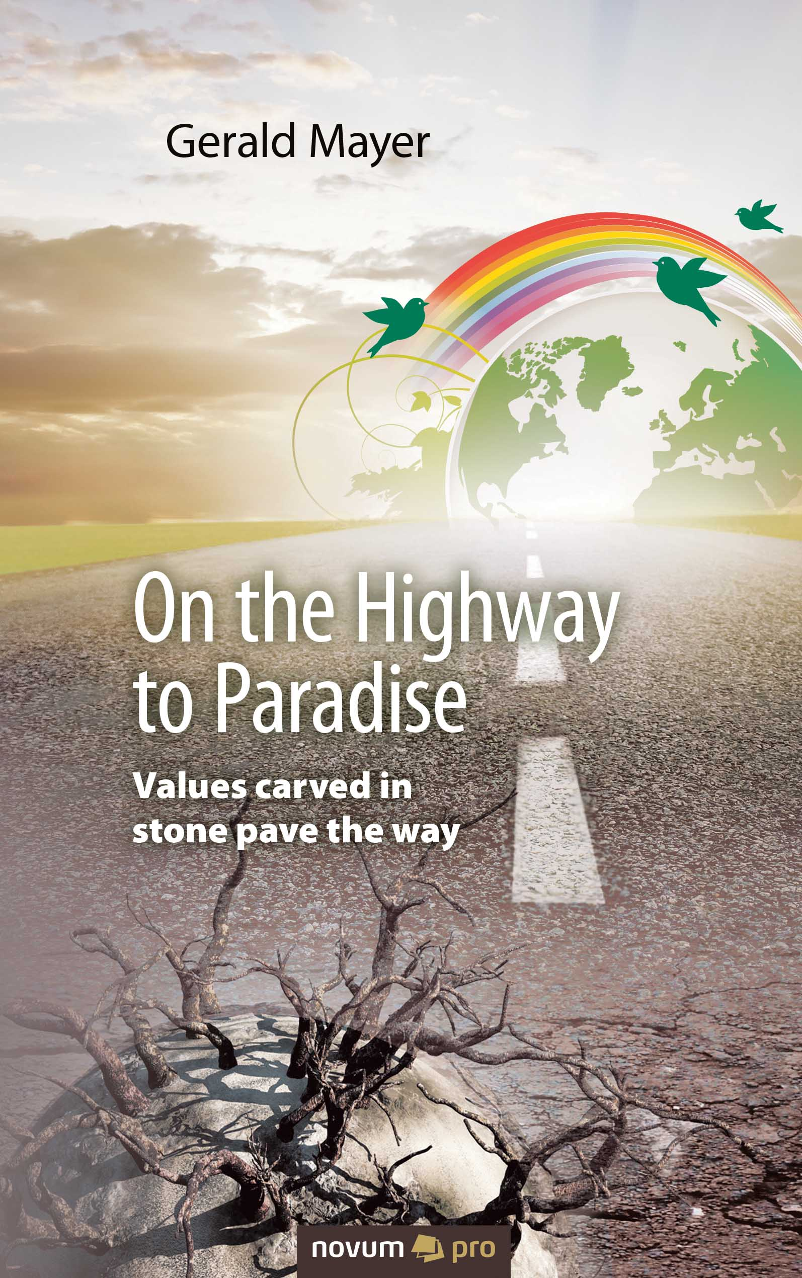 Gerald Mayer On the Highway to Paradise ken hensley blood on the highway blu ray