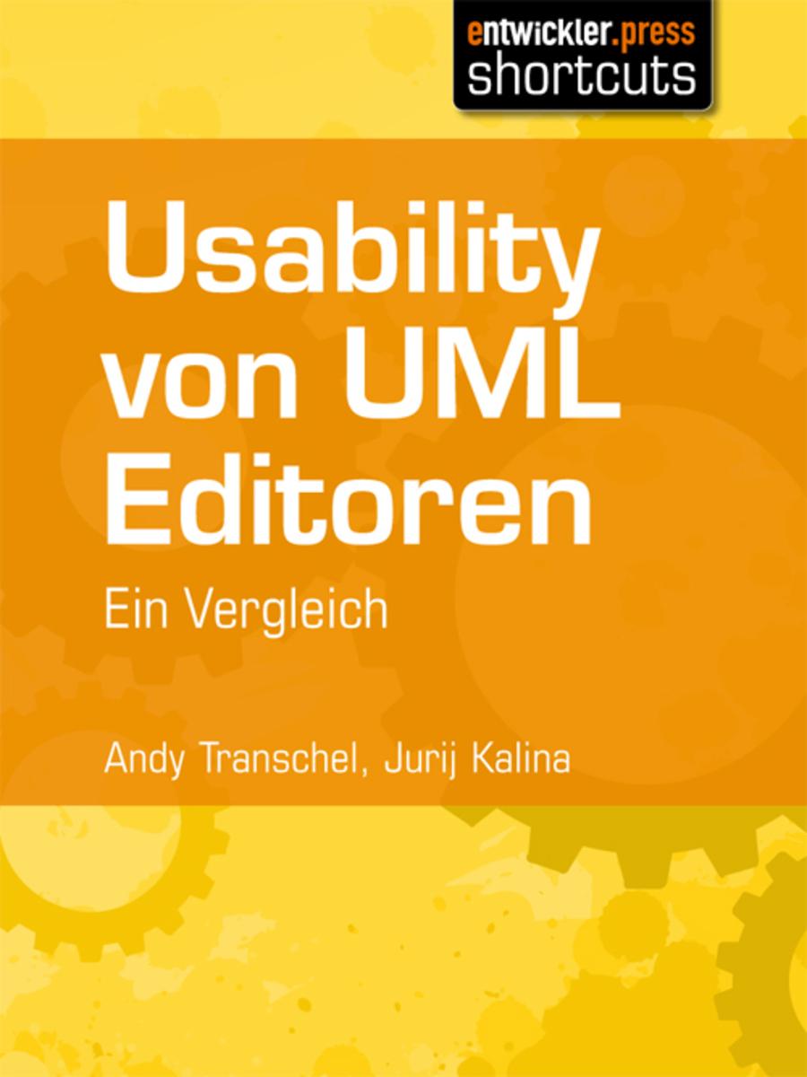 Andy Transchel Usability von UML Editoren uml toolkit