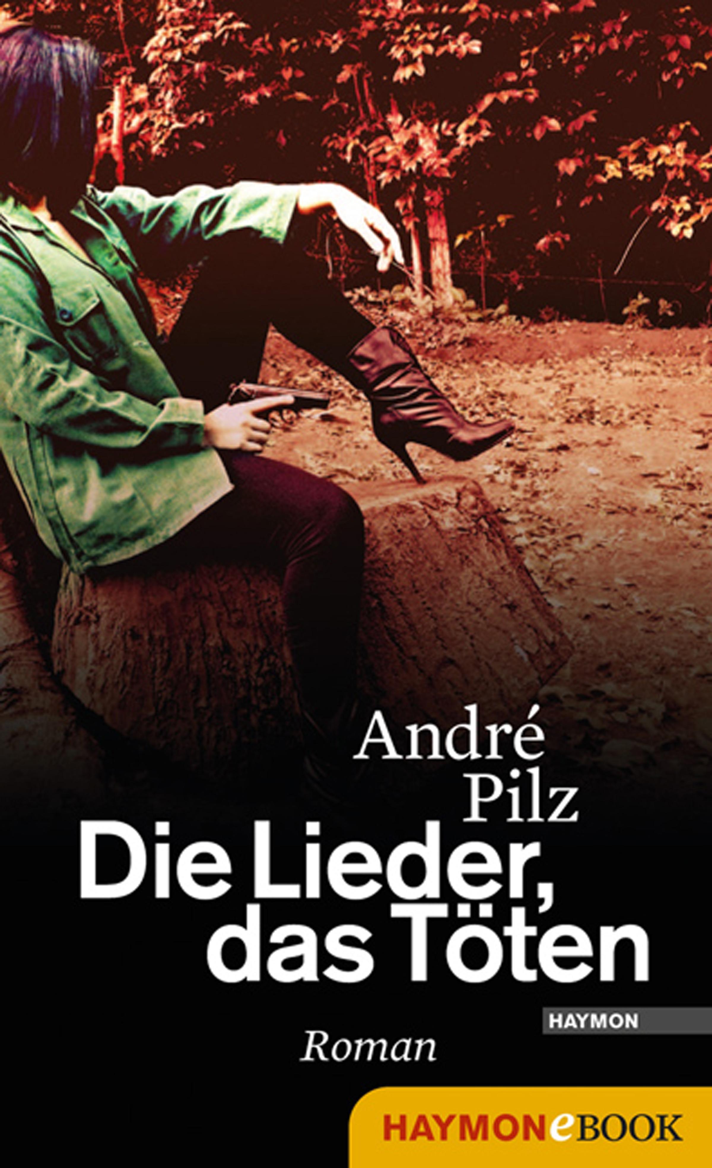 André Pilz Die Lieder, das Töten f abt 3 lieder op 514