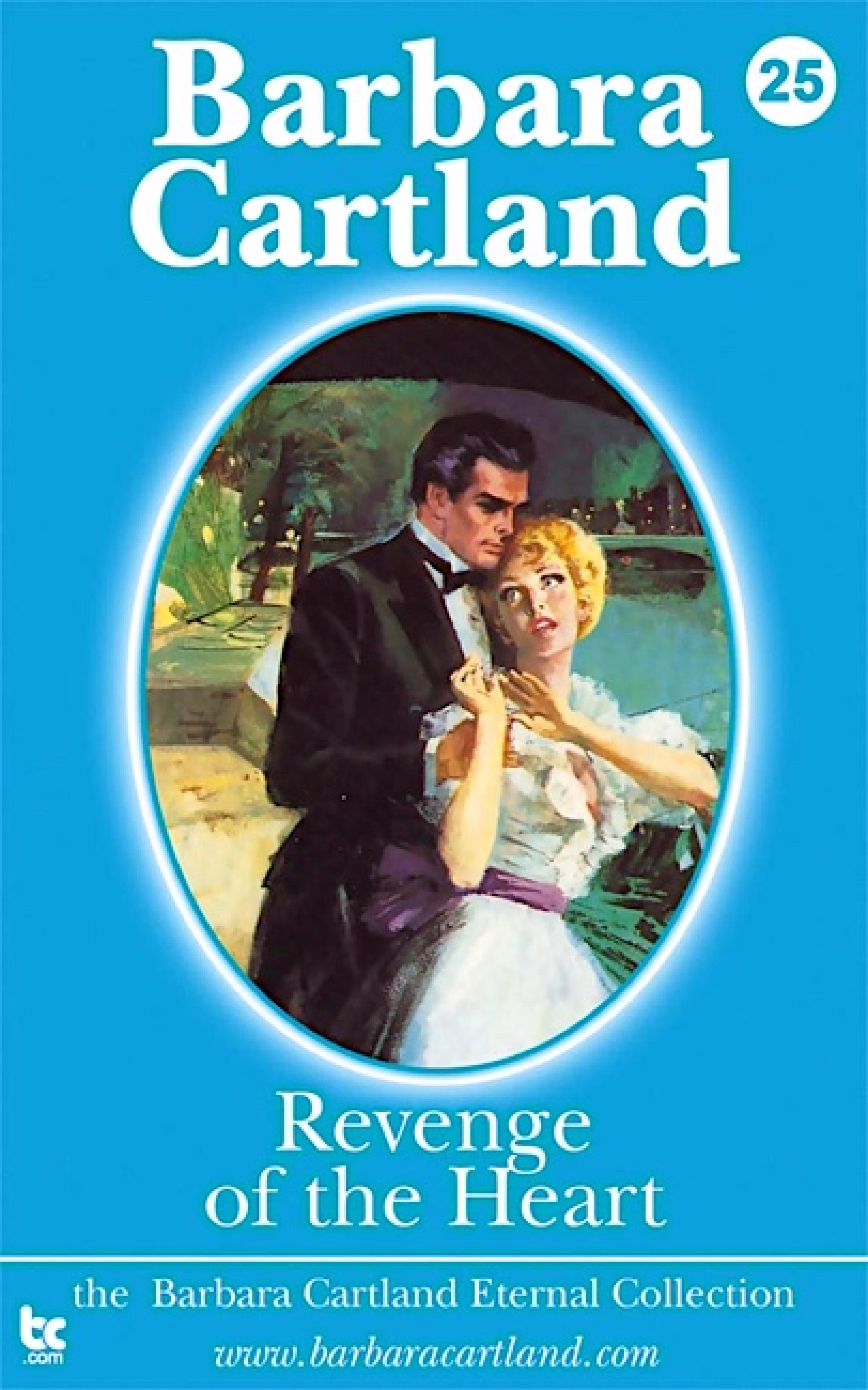 Barbara Cartland Revenge of the Heart barbara cartland magic from the heart