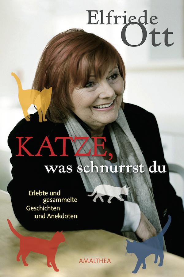 Elfriede Ott Katze, was schnurrst du бур messer bx 25 460