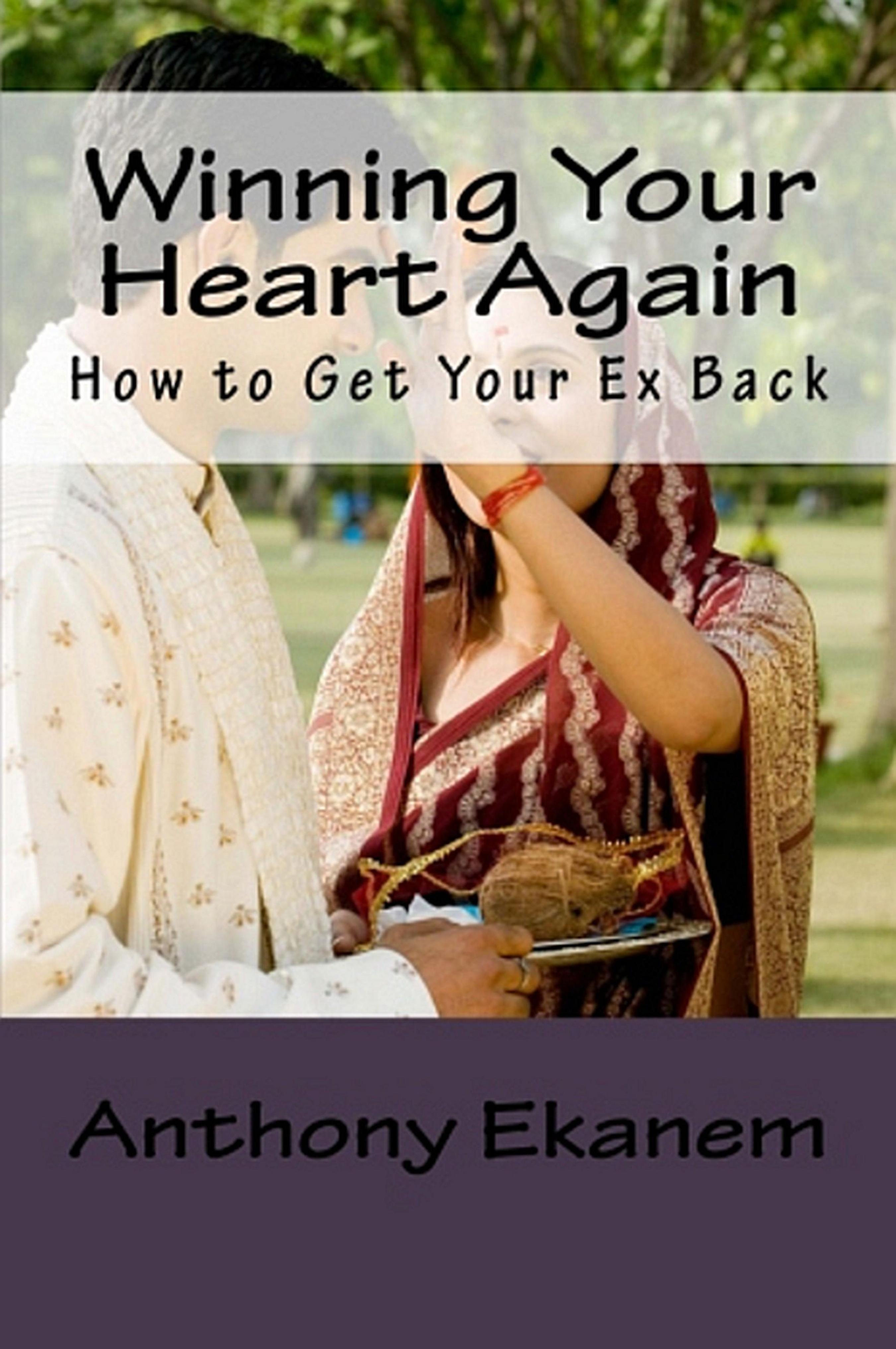 Anthony Ekanem Winning Your Heart Again karen rock winning the cowboy s heart