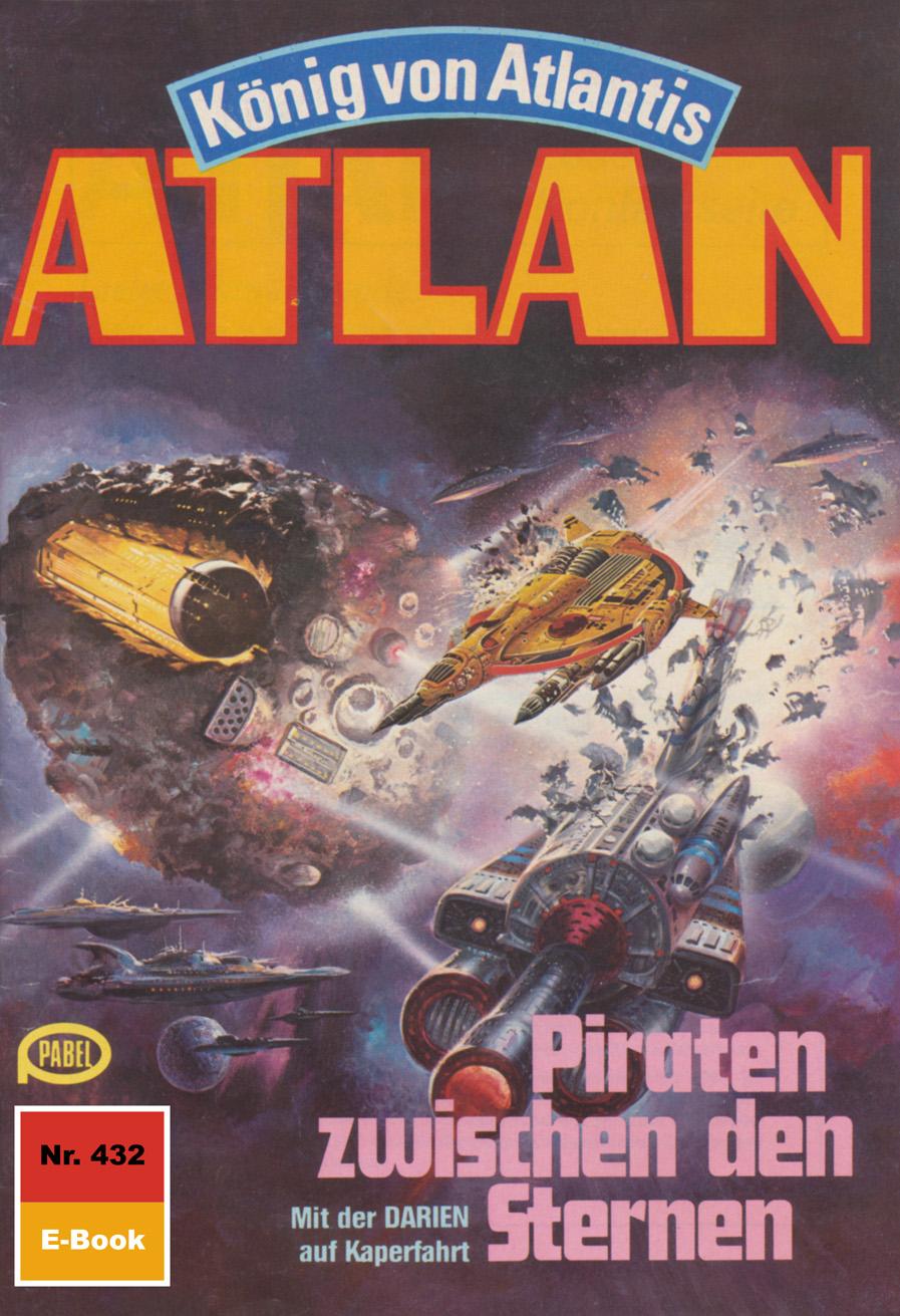 Hans Kneifel Atlan 432: Piraten zwischen den Sternen колье ника aleksander sternen