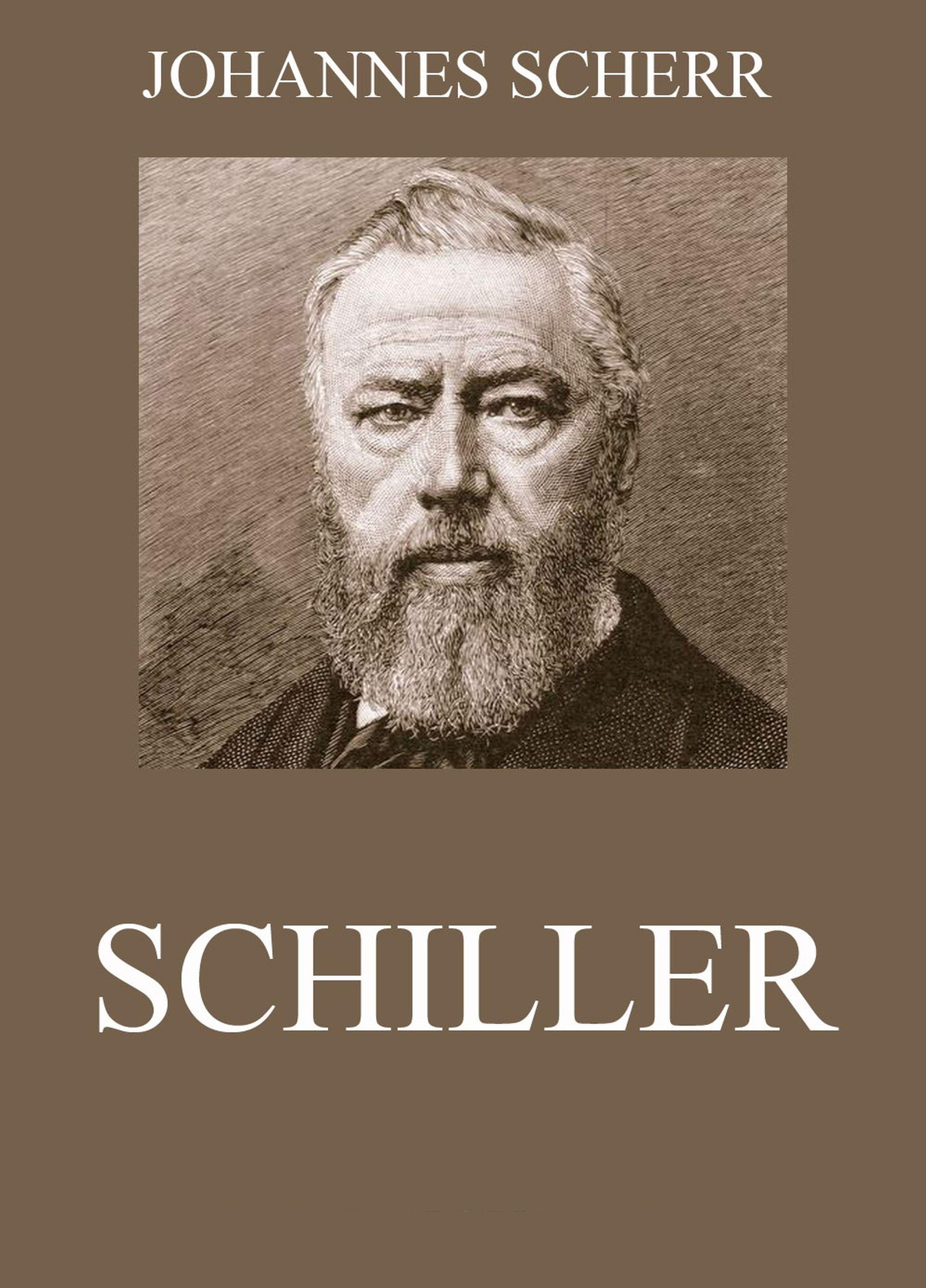 Johannes Scherr Schiller johannes saca 24