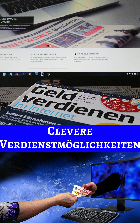 Heinz Feller Geld verdienen im Internet - Clevere Verdienstmöglichkeite henk griesshaber automobilmarketing im internet