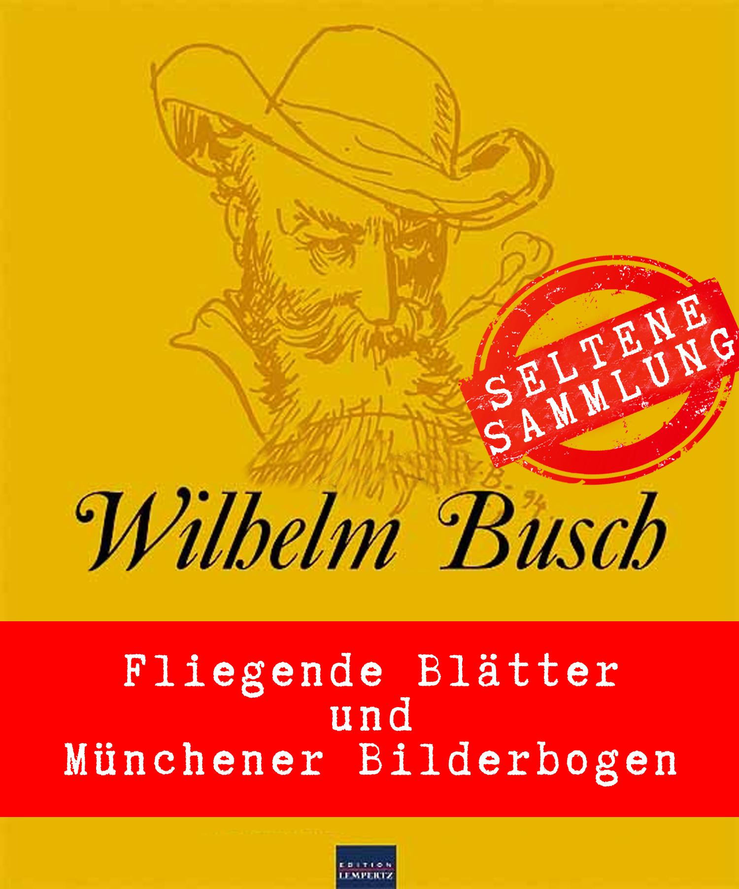 Вильгельм Буш Willhelm Busch: Seltene Sammlung g benda sammlung italienischer arien